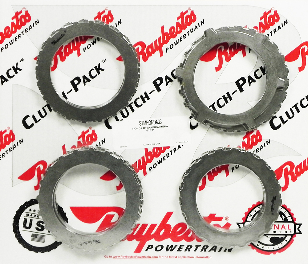 5 SPEED BYBA, BGHA, MGHA Steel Clutch Pack