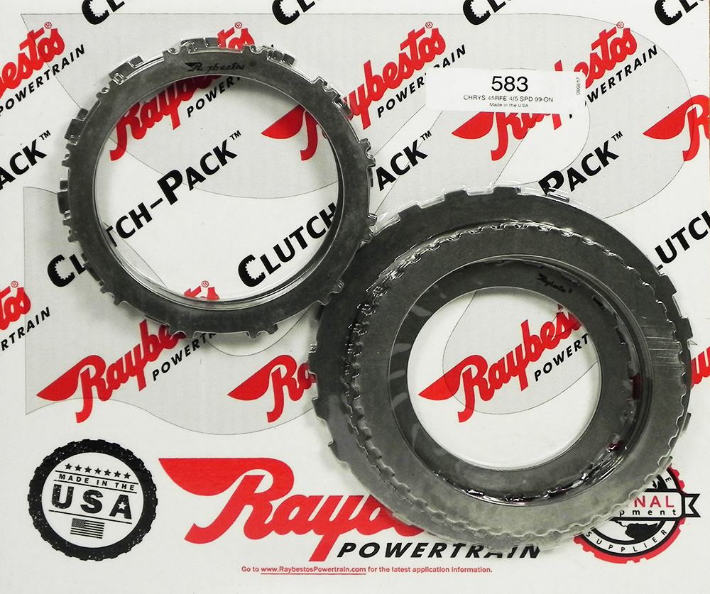 45RFE Steel Clutch Pack