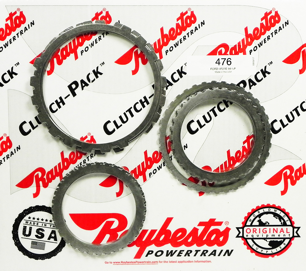 4F27E Steel Clutch Pack