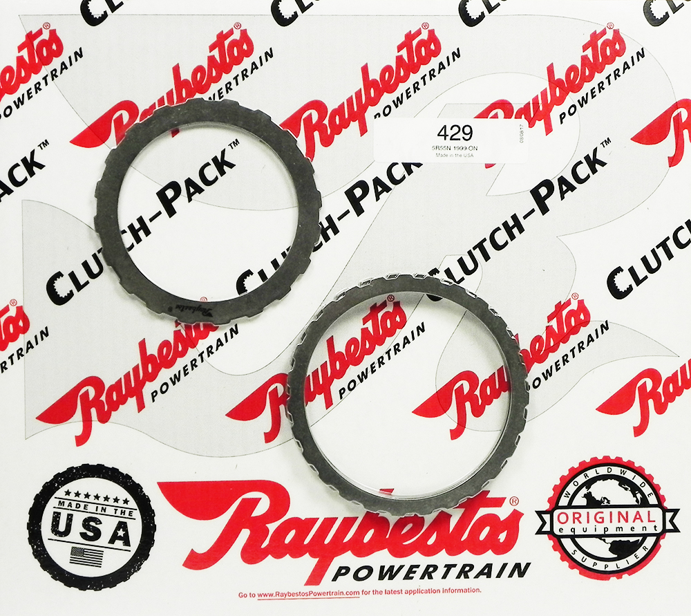 5R55N Steel Clutch Pack