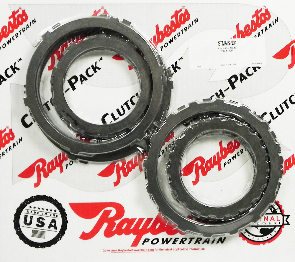 AW450-43LE Steel Clutch Pack