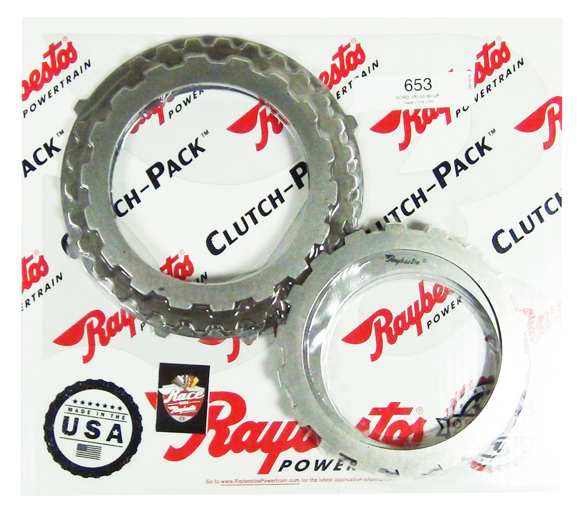 4R100 Steel Clutch Pack (Gas)