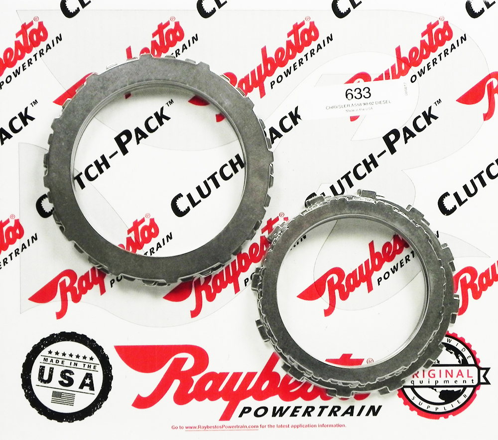 A518 Steel Clutch Pack