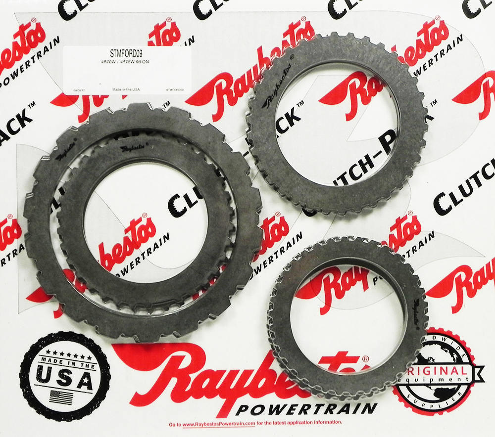 4R70W, 4R75W Steel Clutch Pack