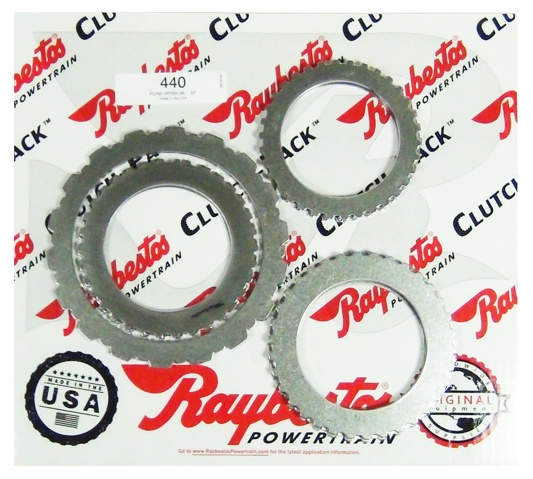 4R70W Steel Clutch Pack