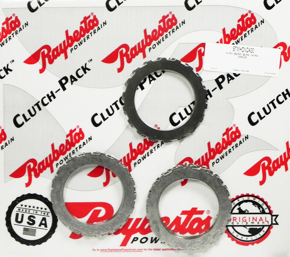 4 SPEED A4RA, BDRA, B4RA, M4RA, (BMXA, SLXA 96-05) Steel Clutch Pack