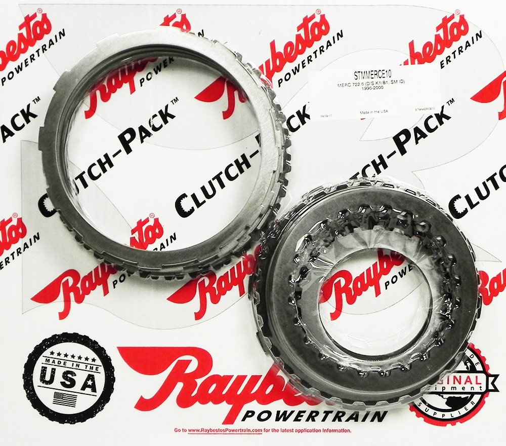 722.6 (W5A330, W5A580) Steel Clutch Pack