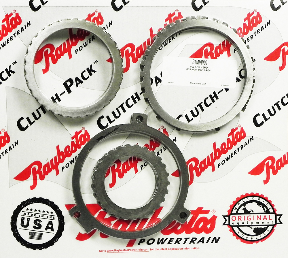 AG4, 095, 096, 097 Steel Clutch Pack