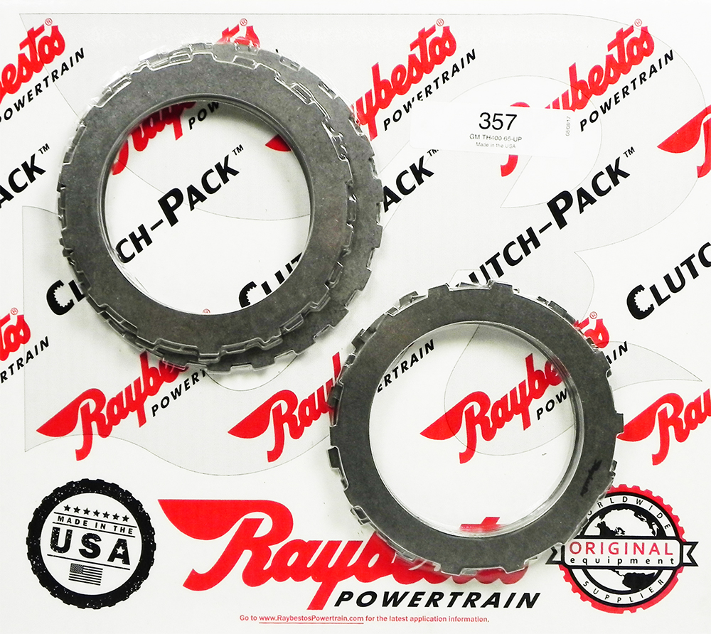 TH400 Steel Clutch Pack