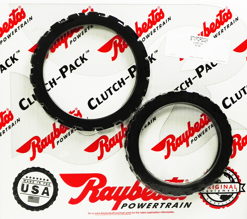 C6 Kolene® Steel Clutch Pack