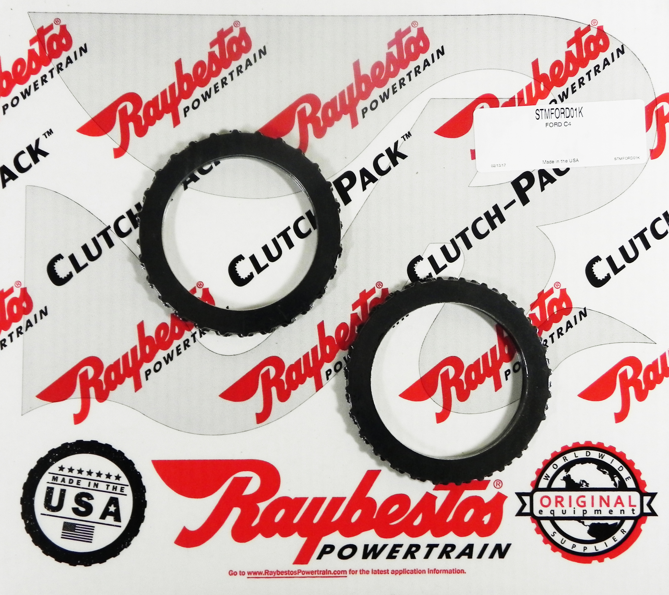C4 Kolene® Steel Clutch Pack