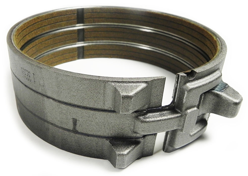 "RB40892 | 1960-2004 Low, Reverse Double Wrap, 2"" Wide Transmission Band"