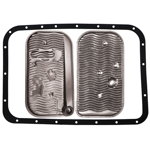TH400 Brass Screen Transmission Filter