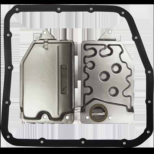 A130, A130L, A131A, A131L, A132L (Geo Prizm, Toyota Tercel, Corolla), A140E, A140L, A141E, A142E, A142L  (Camry, Celica, MR2) Transmission Filter