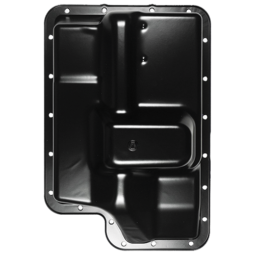 E4OD, 4R100 Transmission Pan