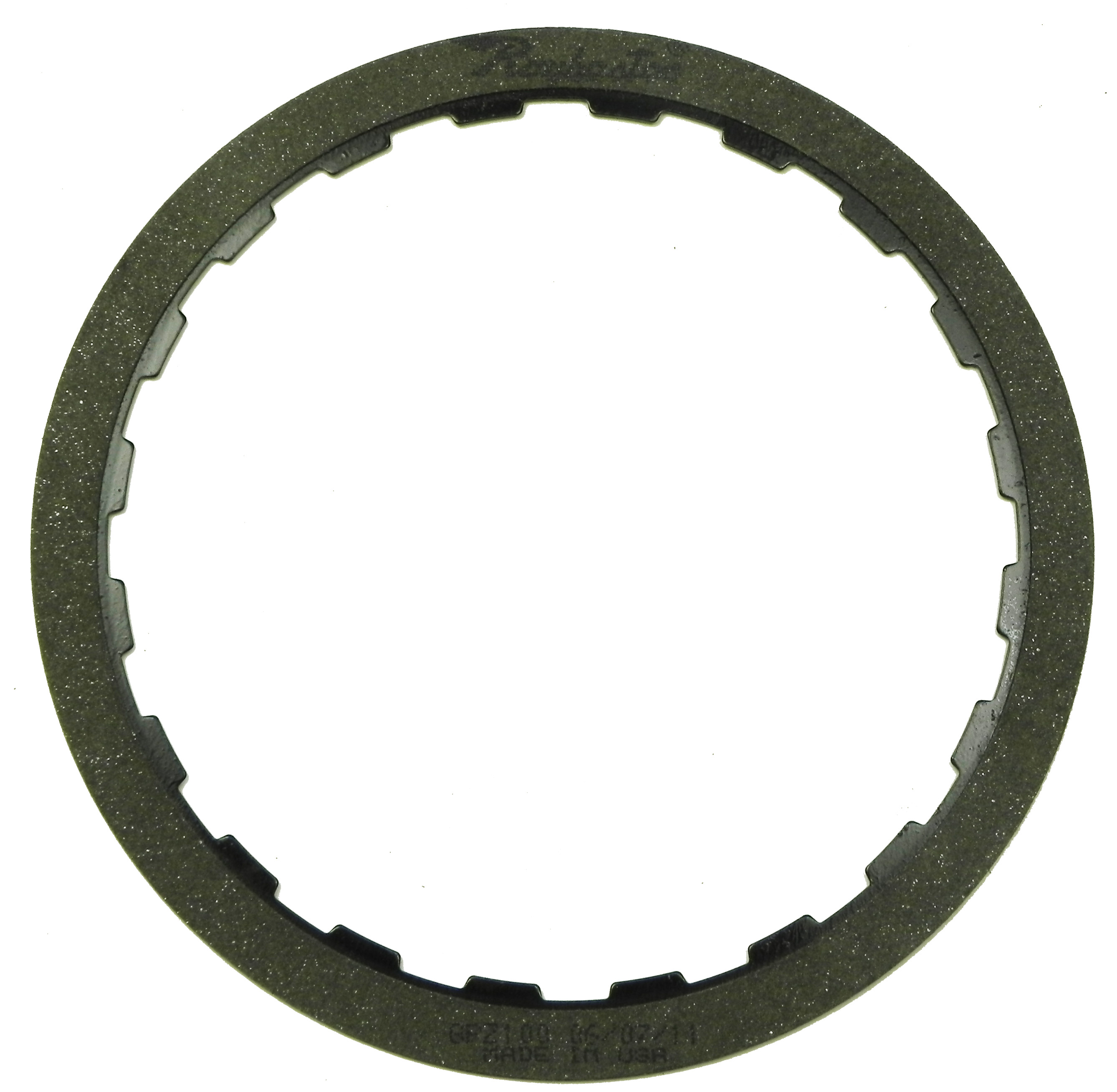 4L60, 4L60E 3-4 .080 GPZ Friction Clutch Plate