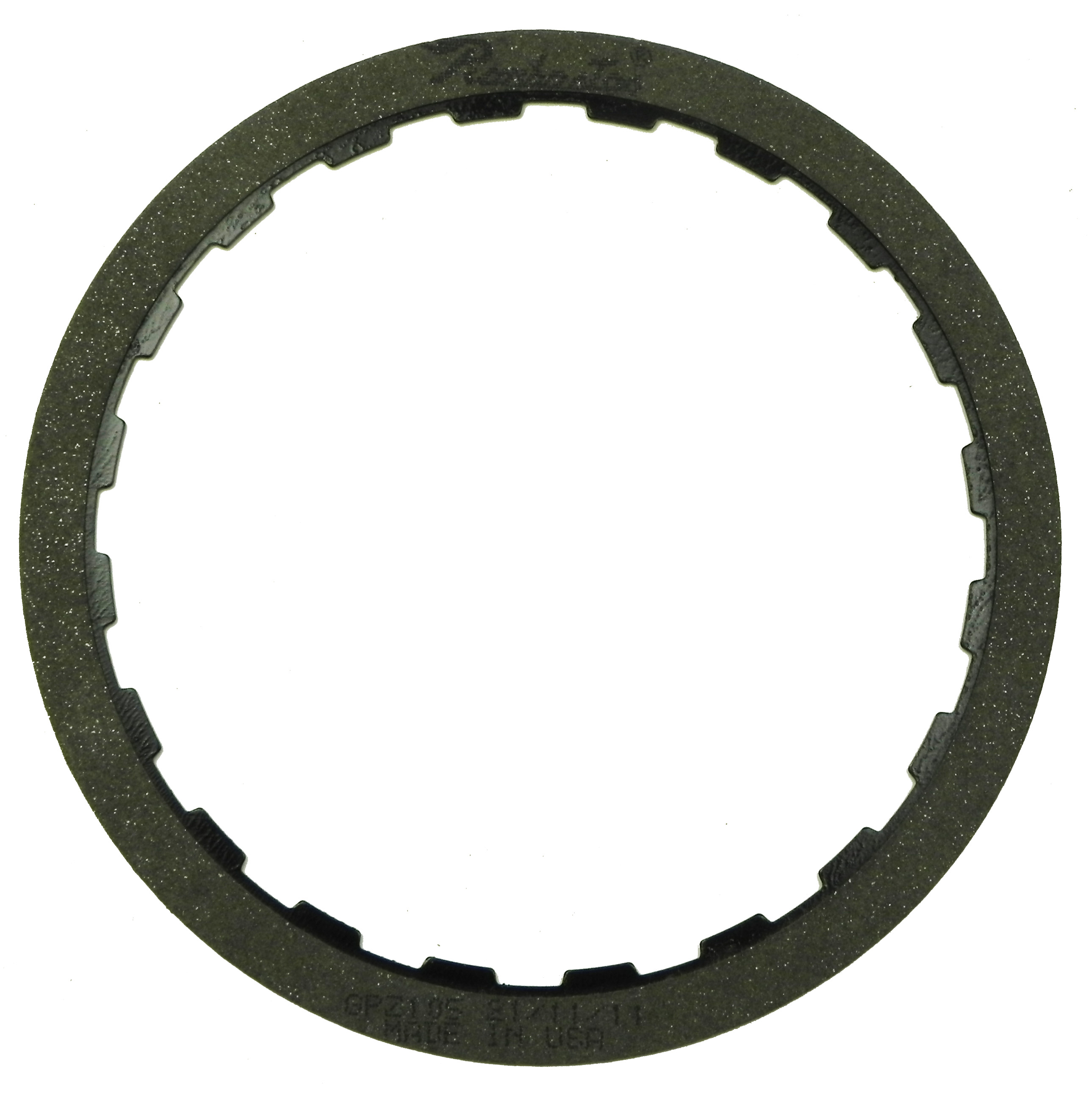 4L60E, 4L65E 3-4 .065 GPZ Friction Clutch Plate