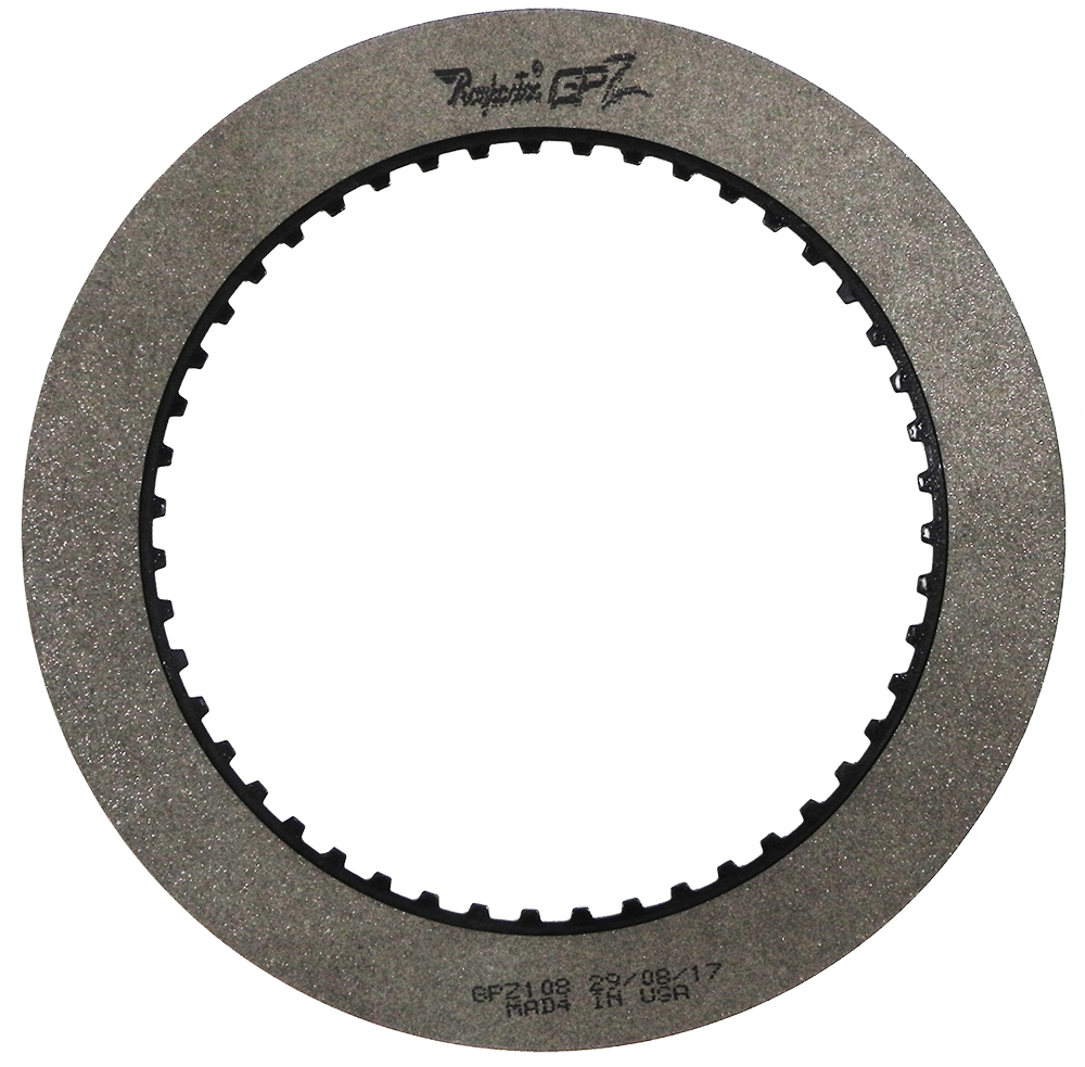 "GPZ108 | 1964-1995 Friction Clutch Plate GPZ Intermediate 3L80, 4L80E (.080"")"