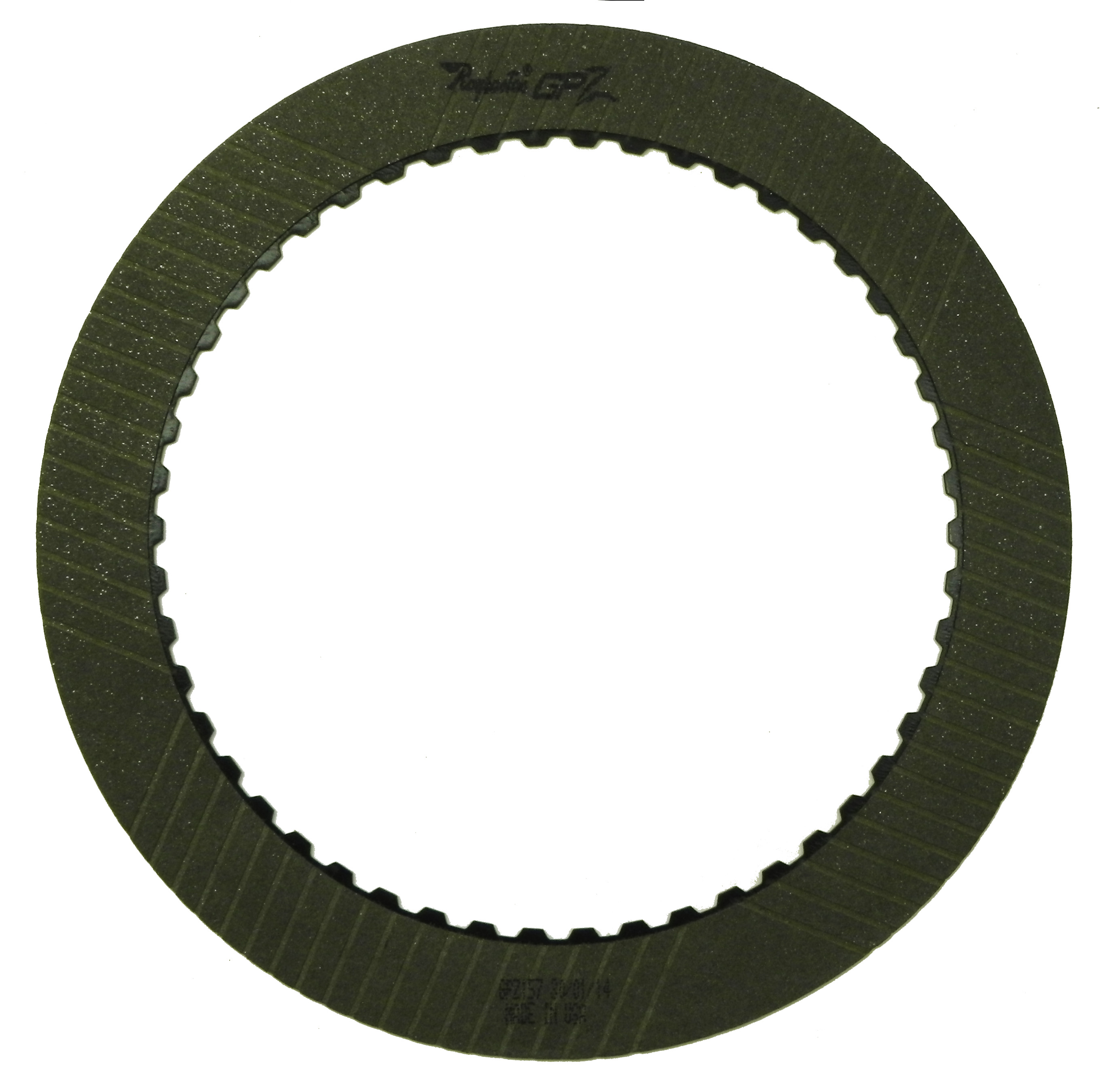 E4OD, 4R100 GPZ Friction Clutch Plate