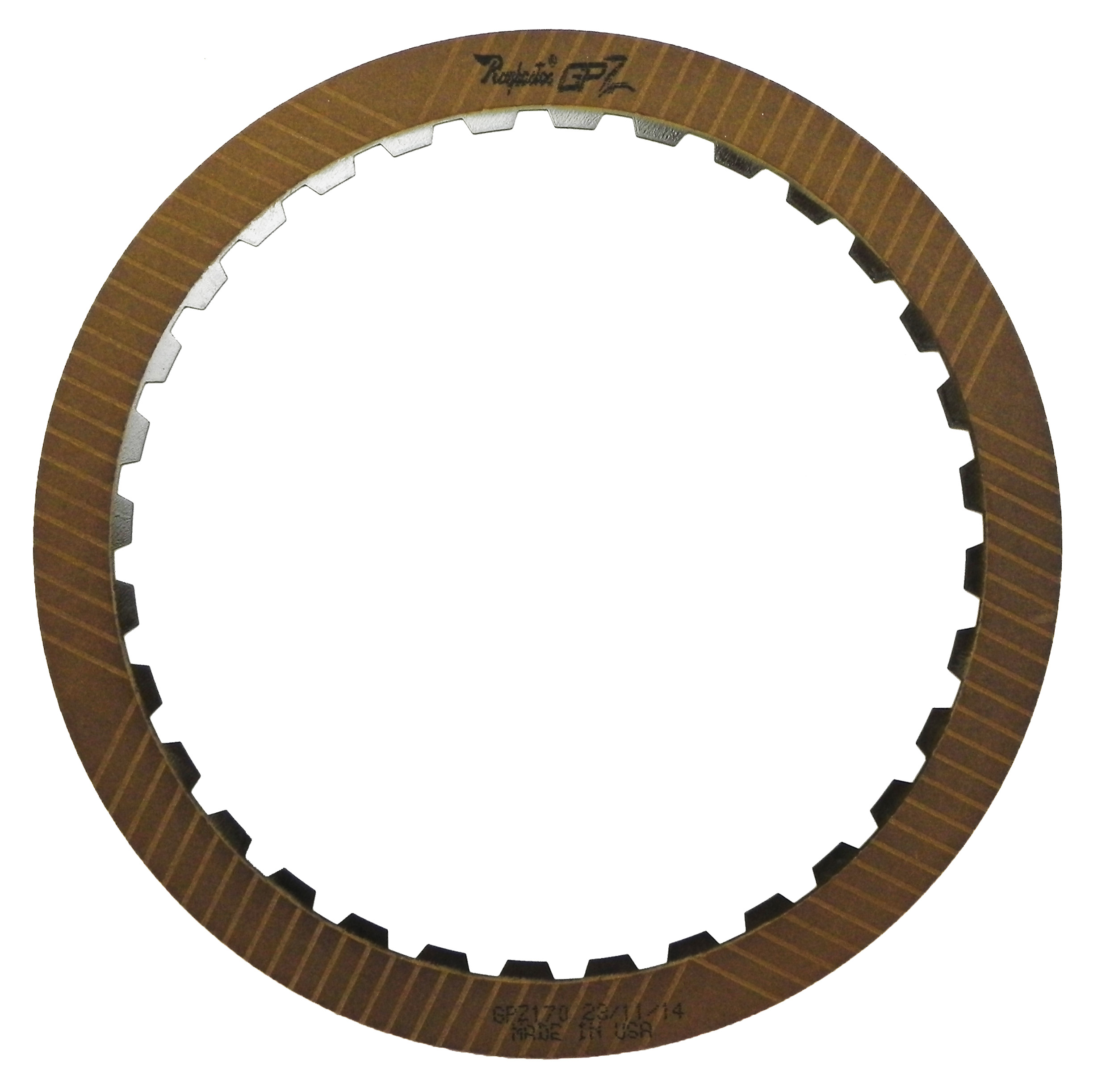 GPZ170 | 2003-ON Friction Clutch Plate GPZ Overdrive GPZ