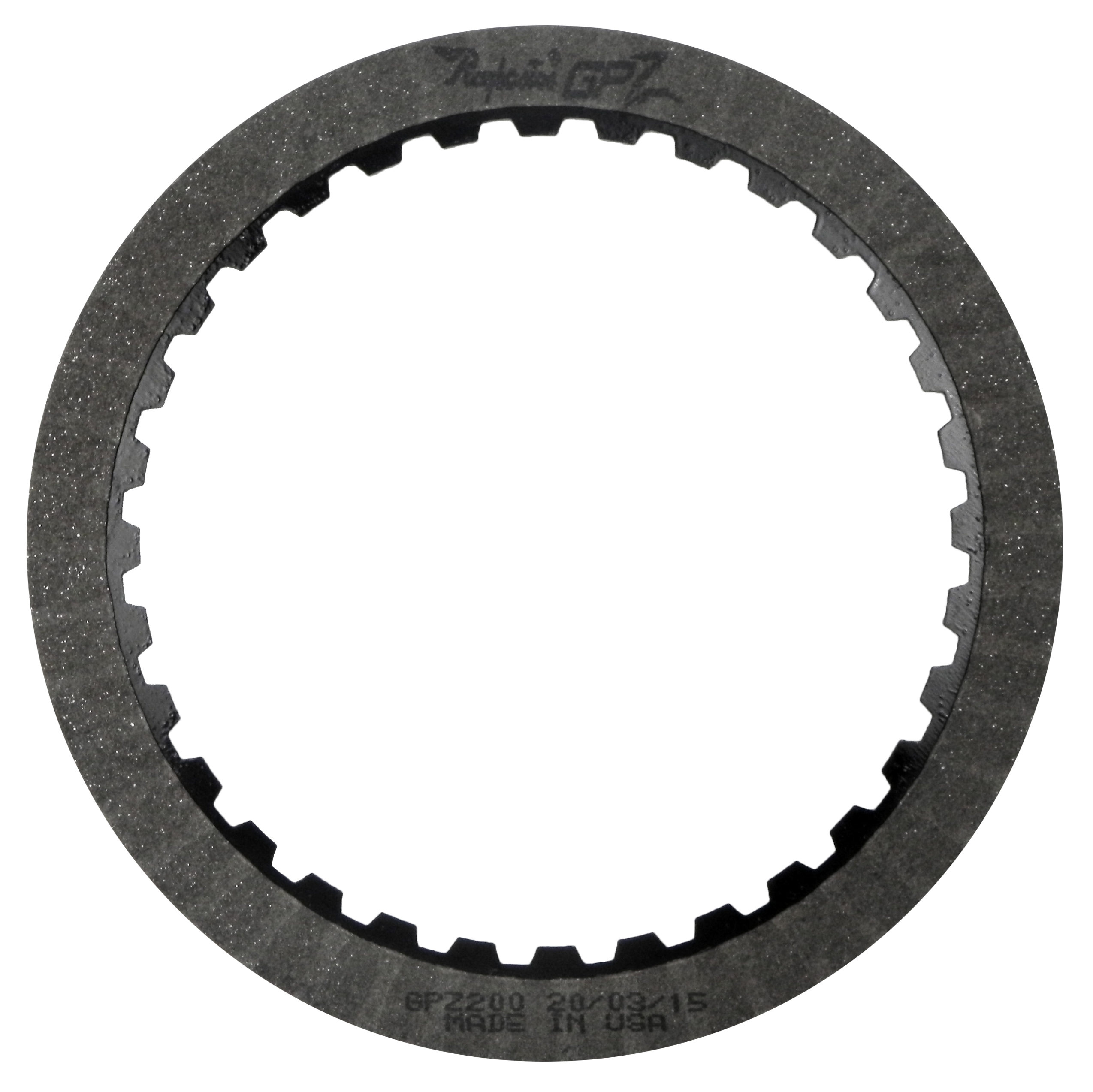 6R140 GPZ Friction Clutch Plate