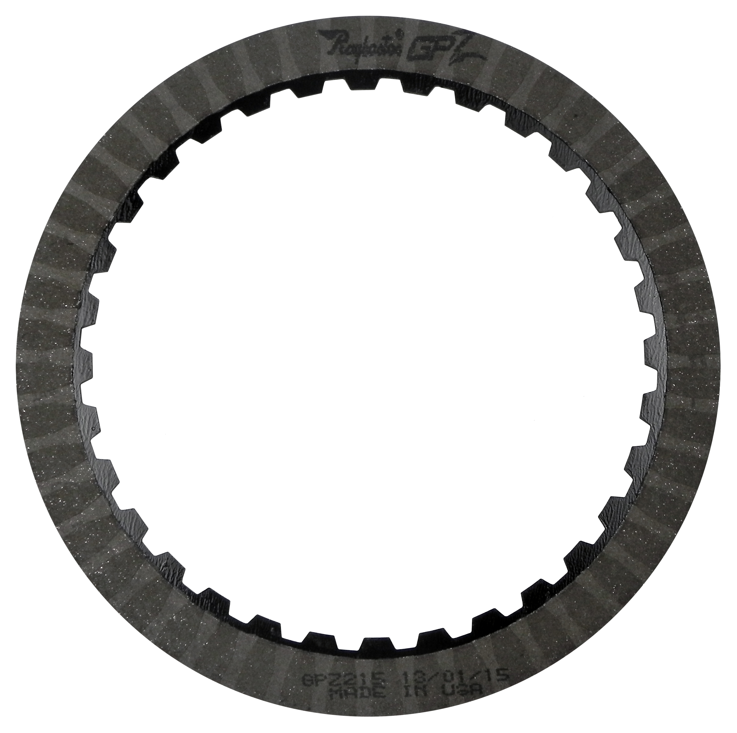 GPZ215 | 2011-ON Friction Clutch Plate GPZ Overdrive Clutch (Selective) GPZ