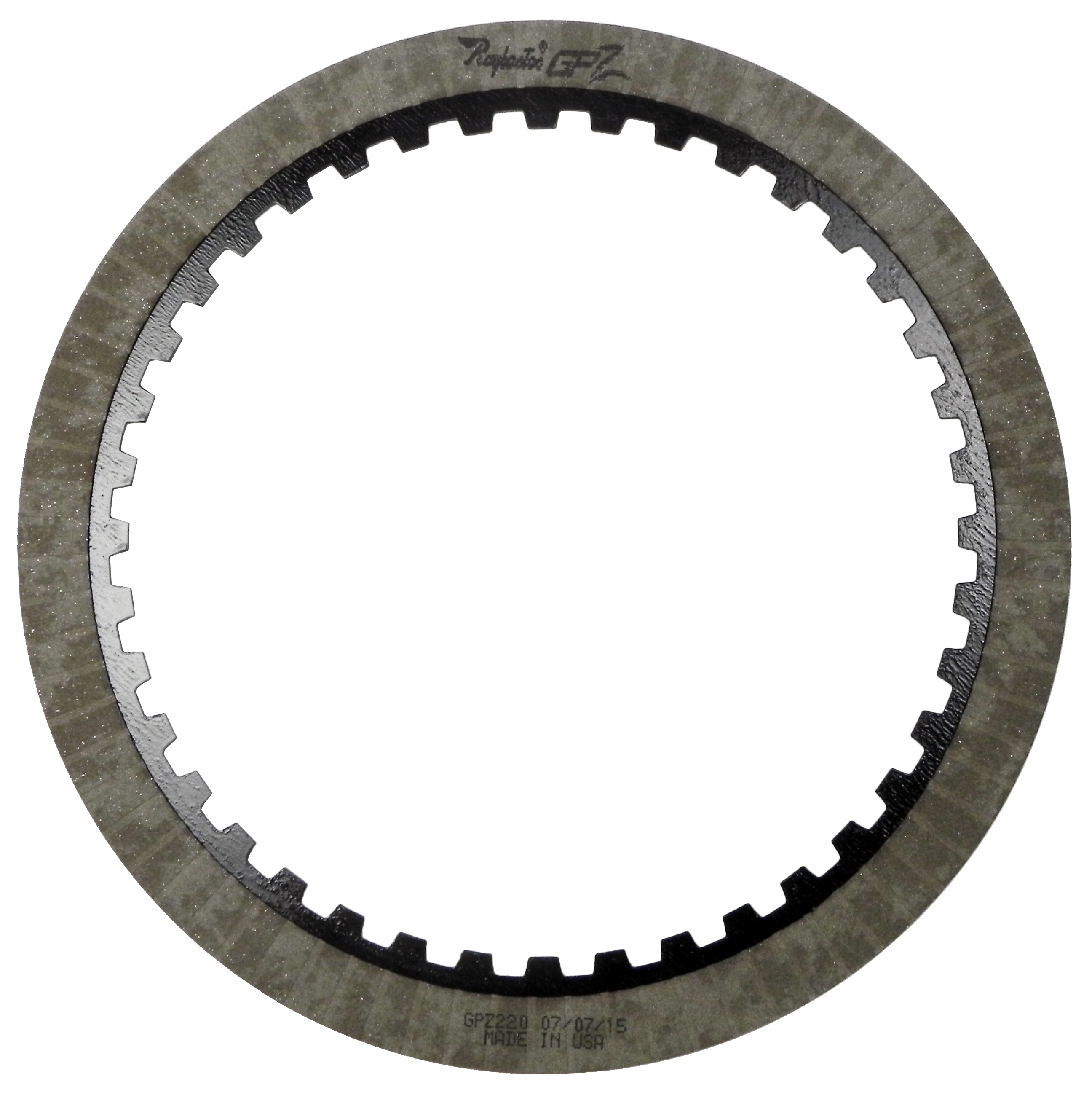 45RFE, 545RFE, 68RFE GPZ Friction Clutch Plate