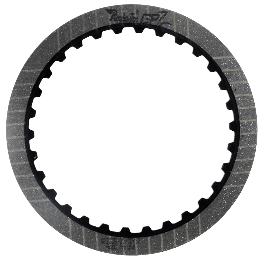 "GPZ335 | 2002-ON Friction Clutch Plate GPZ E 6HP26/X/A, Overdrive 6R60 GPZ (.065"")"