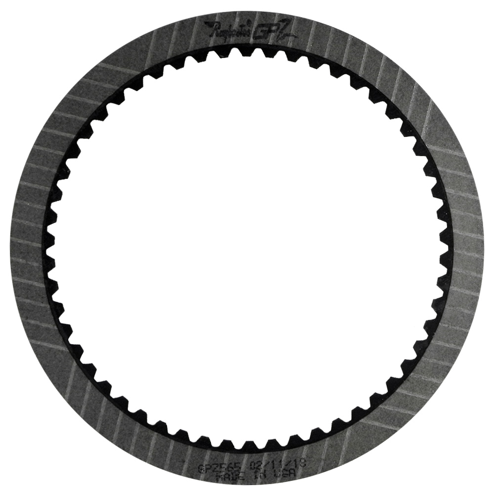 6L80, 6L90 GPZ Friction Clutch Plate