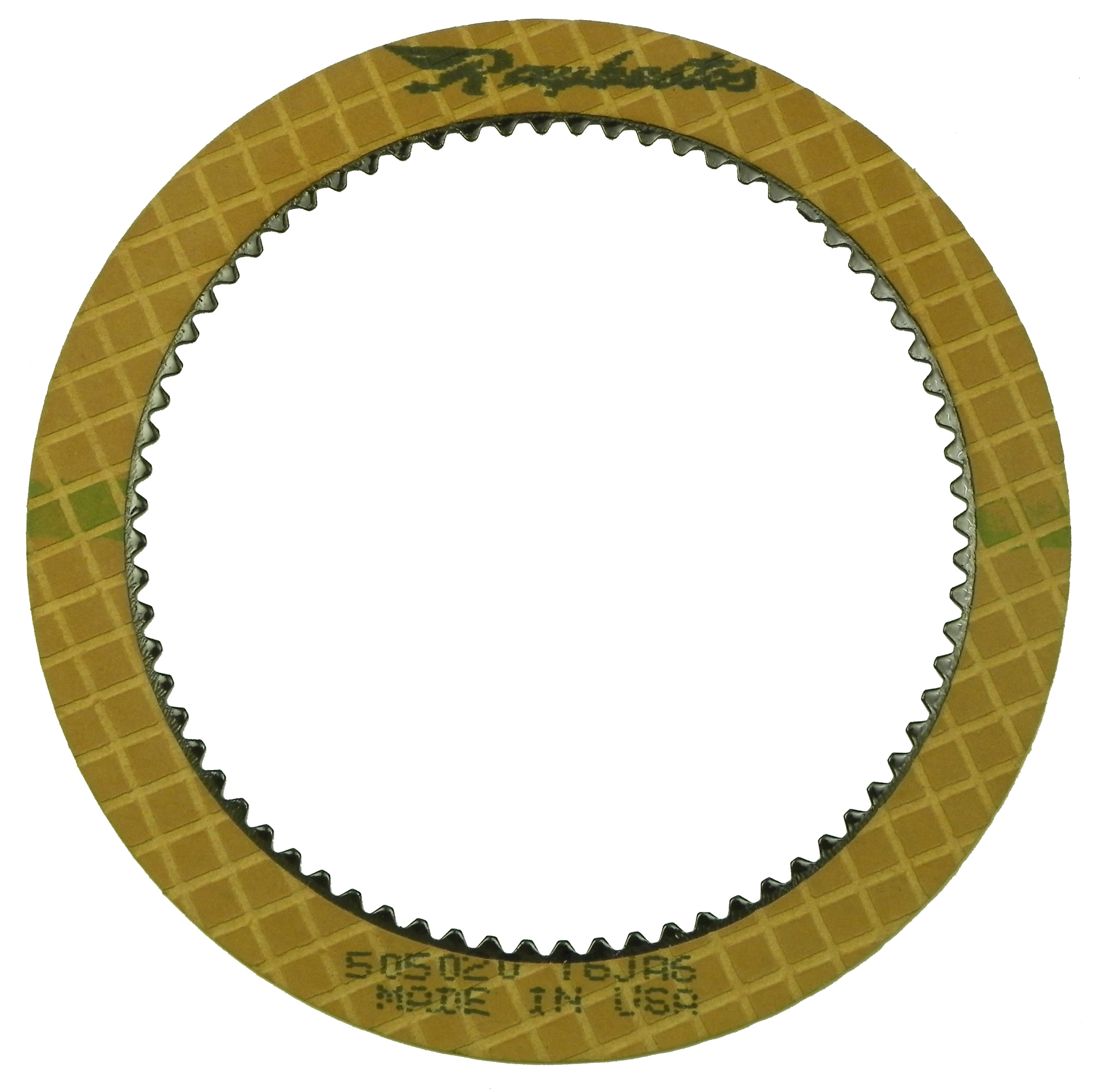 R505020 | 1974-1987 Friction Clutch Plate OE Replacement Forward