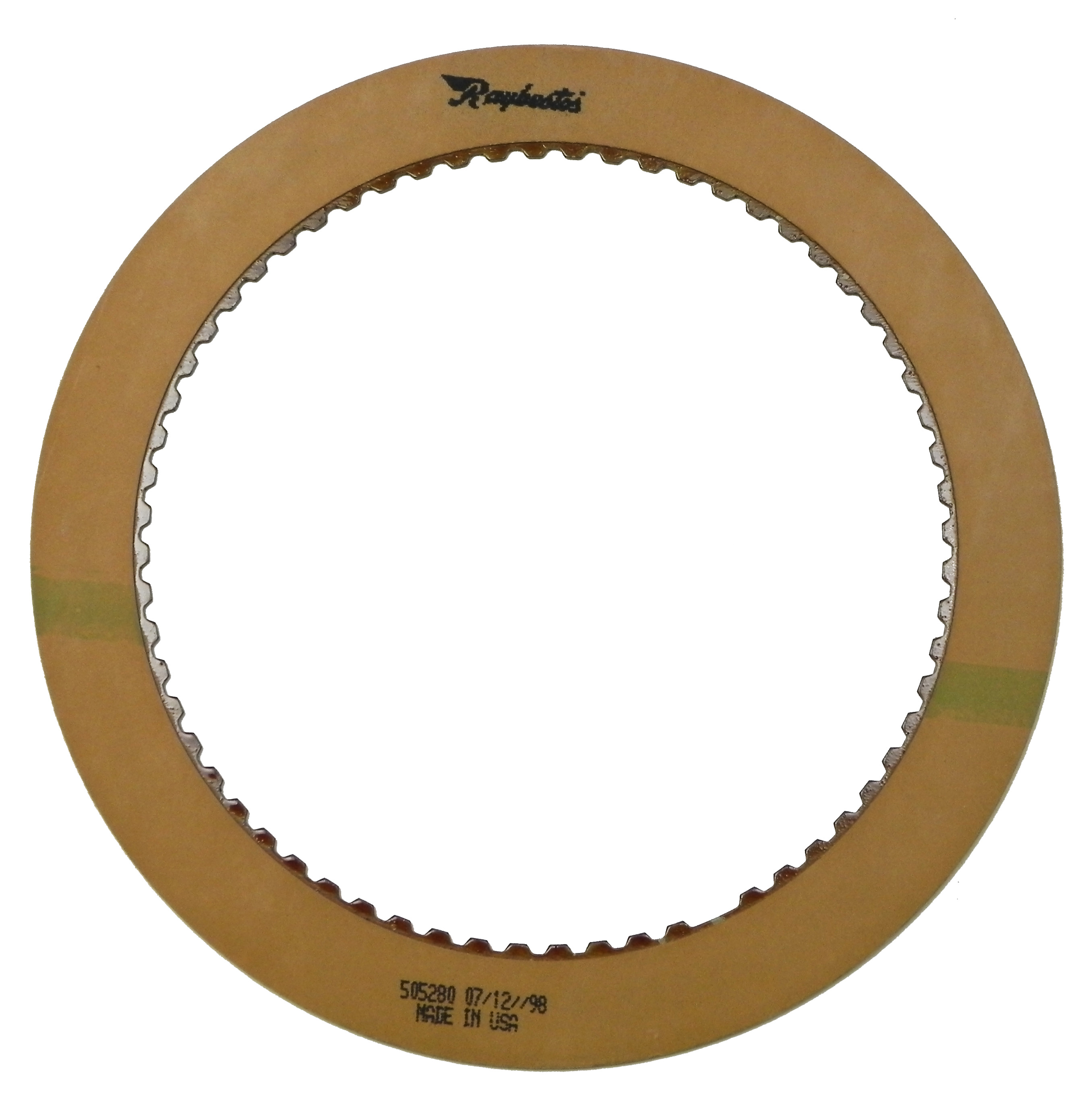 R505280 | 1976-1996 Friction Clutch Plate OE Replacement Direct,1st Design