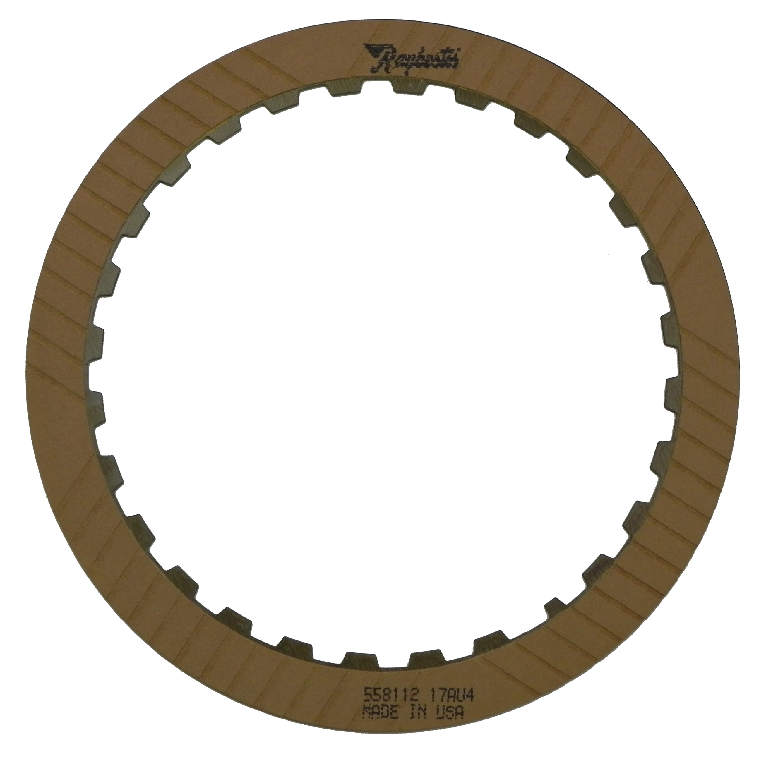 R558112 | 1988-ON Friction Clutch Plate OE Replacement Underdrive, Reverse