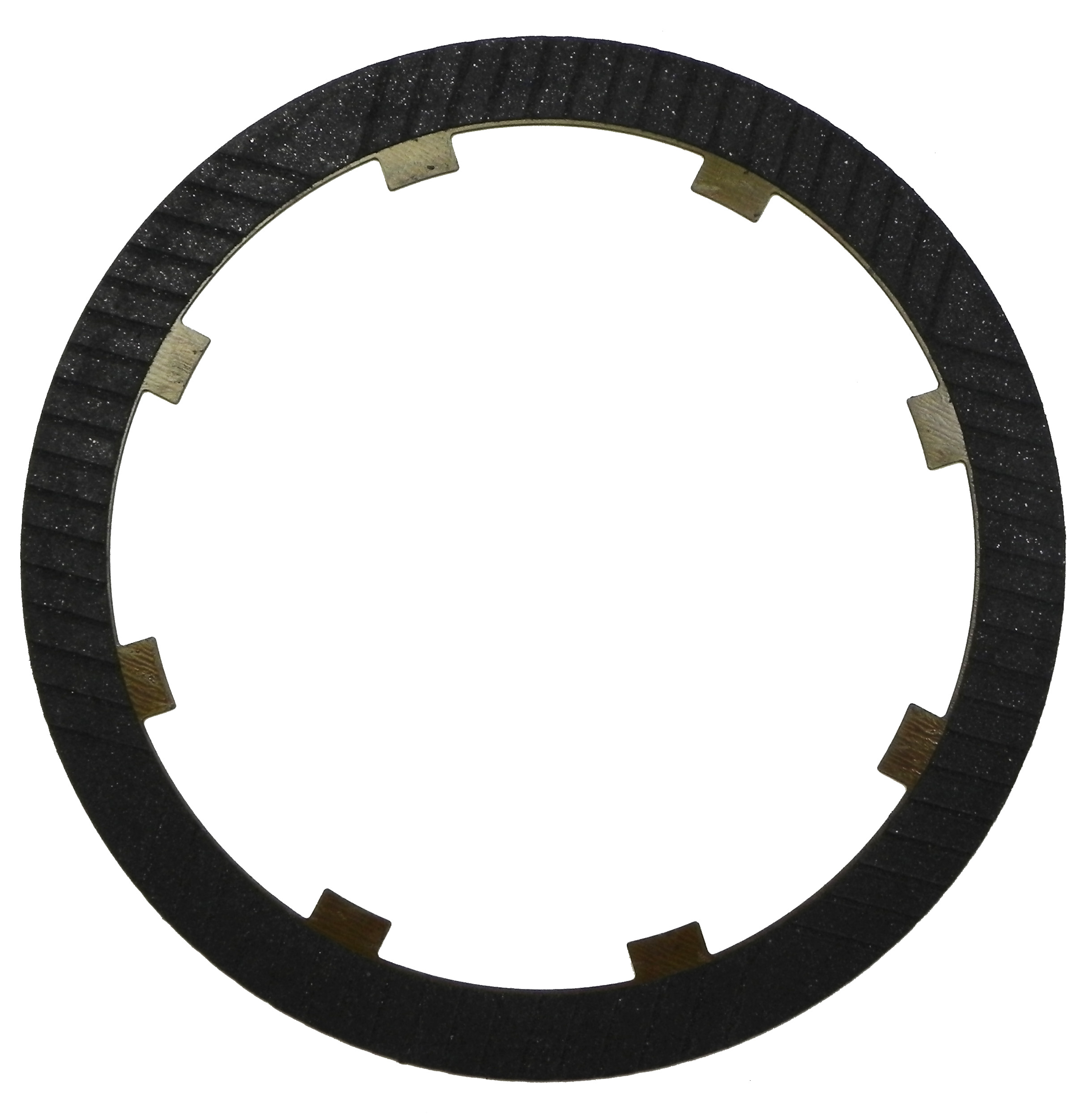 R558145 | 1998-ON Friction Clutch Plate High Energy Reverse Single Sided, ID Spline High Energy