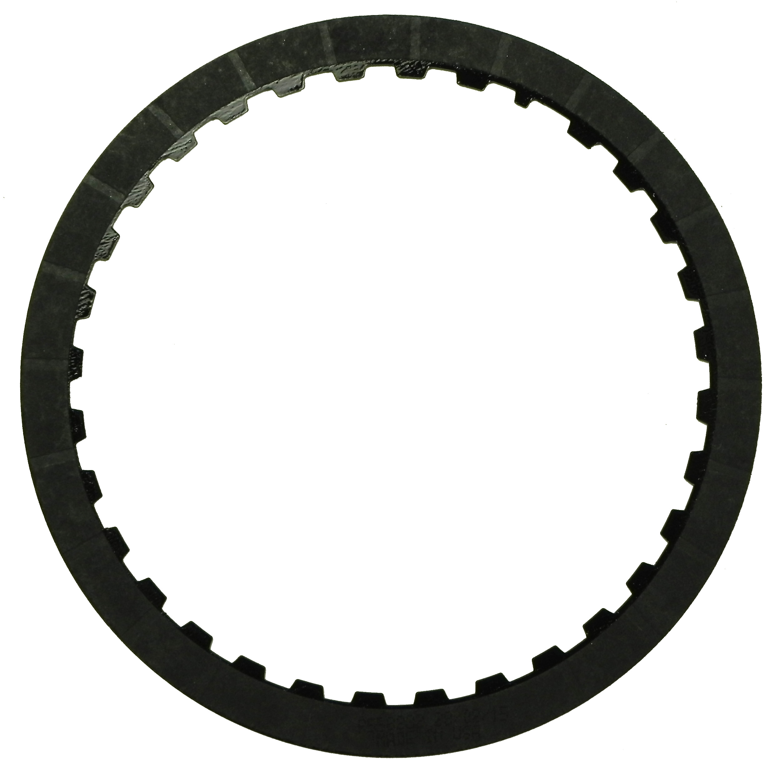 R558232 | 1988-ON Friction Clutch Plate High Energy Low, Reverse, 2nd Design High Energy