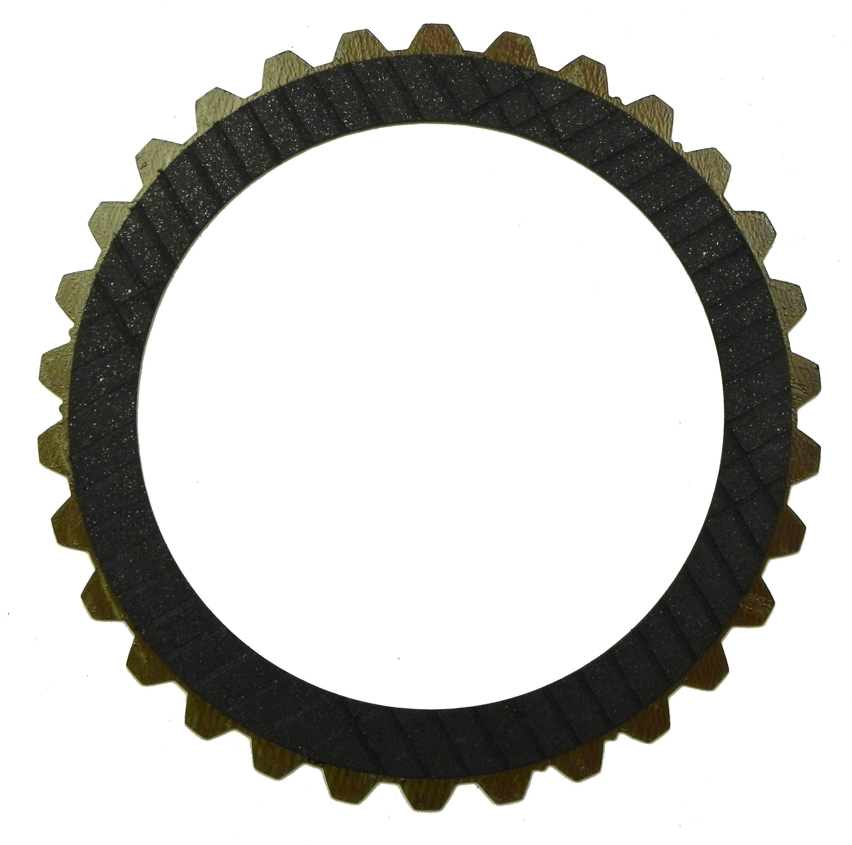 R558275 | 2007-ON Friction Clutch Plate High Energy Underdrive Direct, Single Sided, OD Spline High Energy