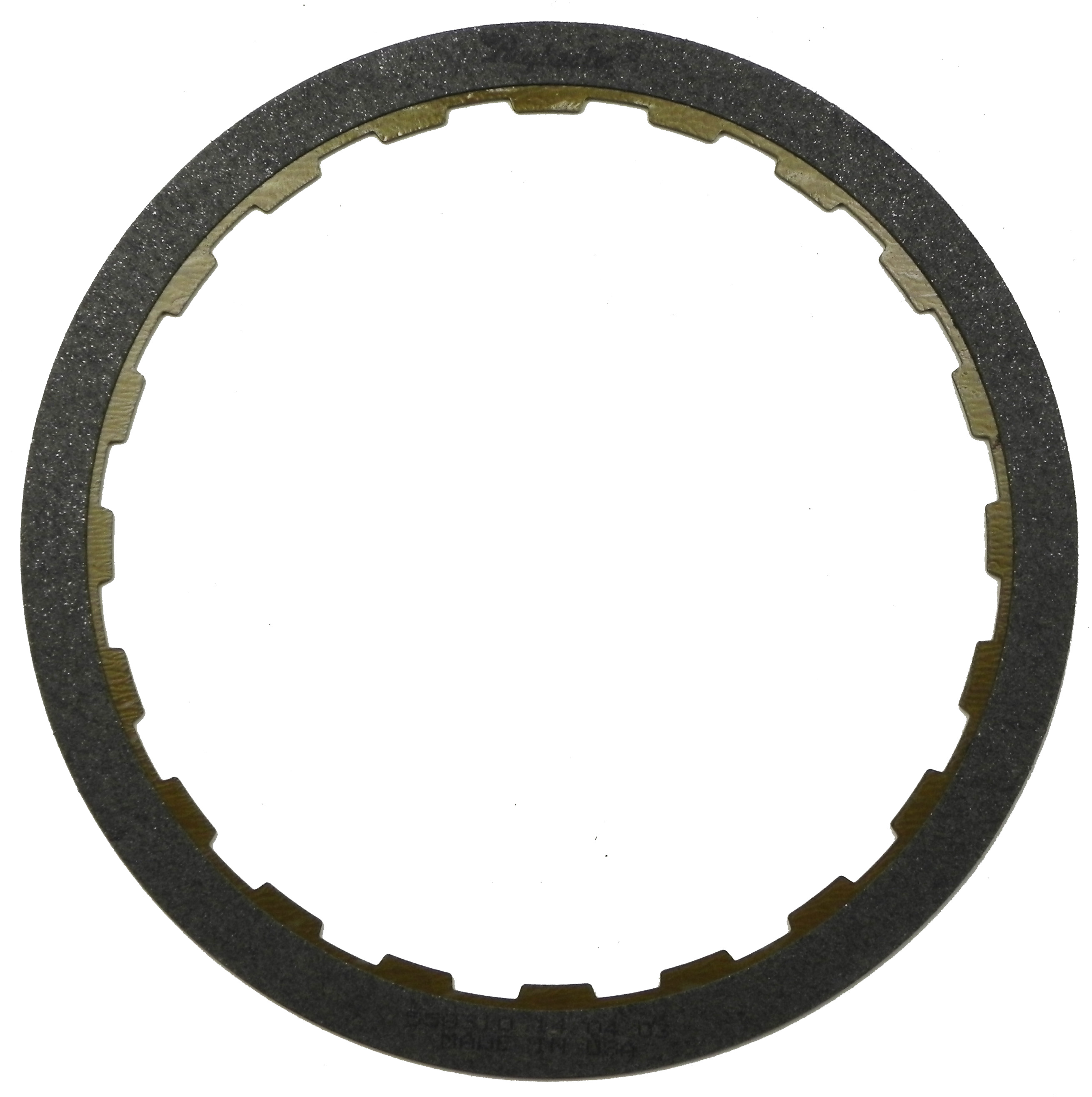R558310 | 1982-ON Friction Clutch Plate High Energy 3rd, 4th High Energy (Hardened Core)