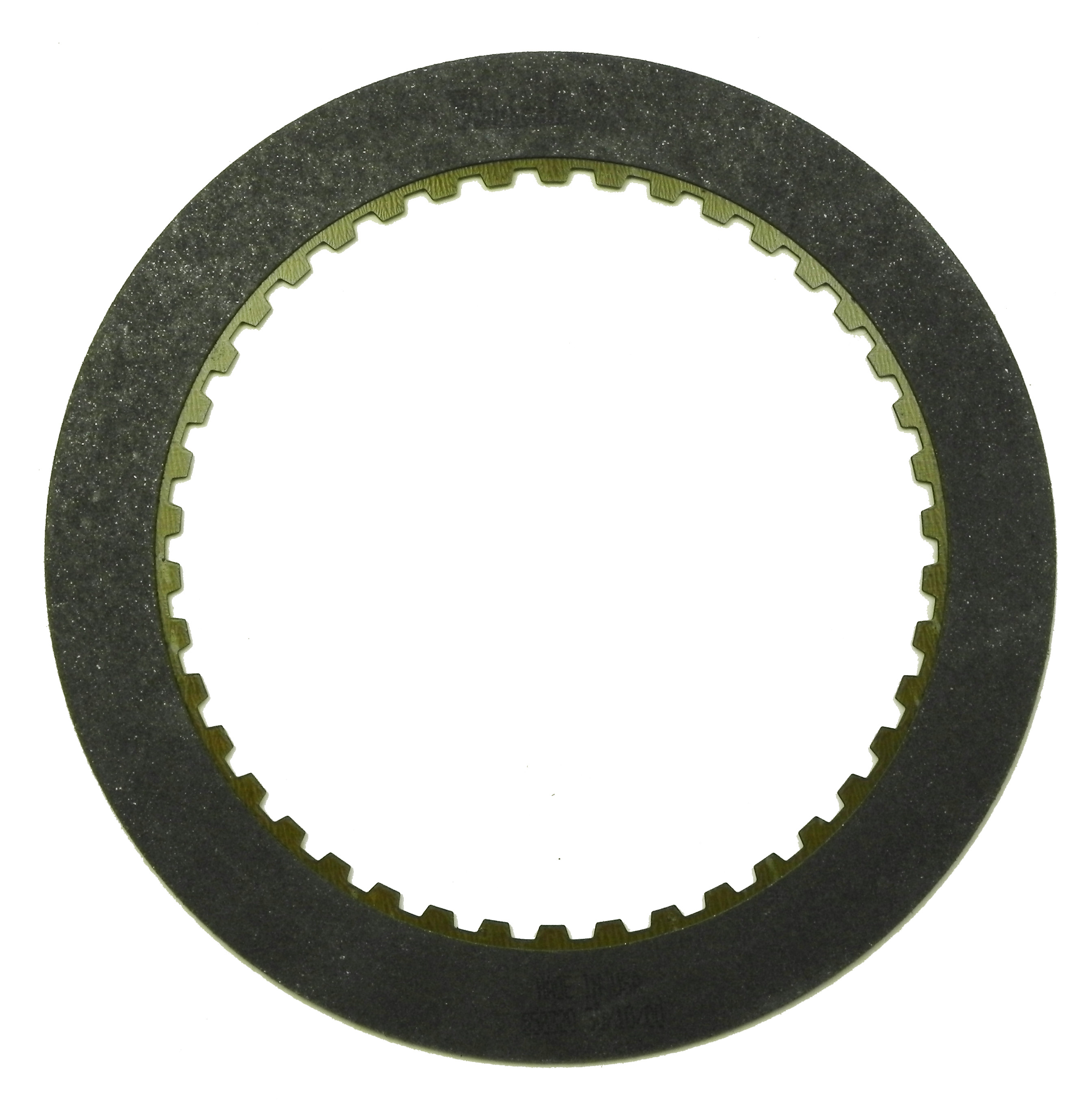 TH400, 3L80, TH400-R2, TH425, THMR2, 3L80HD, TH375, TH475, 4L80E, 4L85E High Energy Friction Clutch Plate