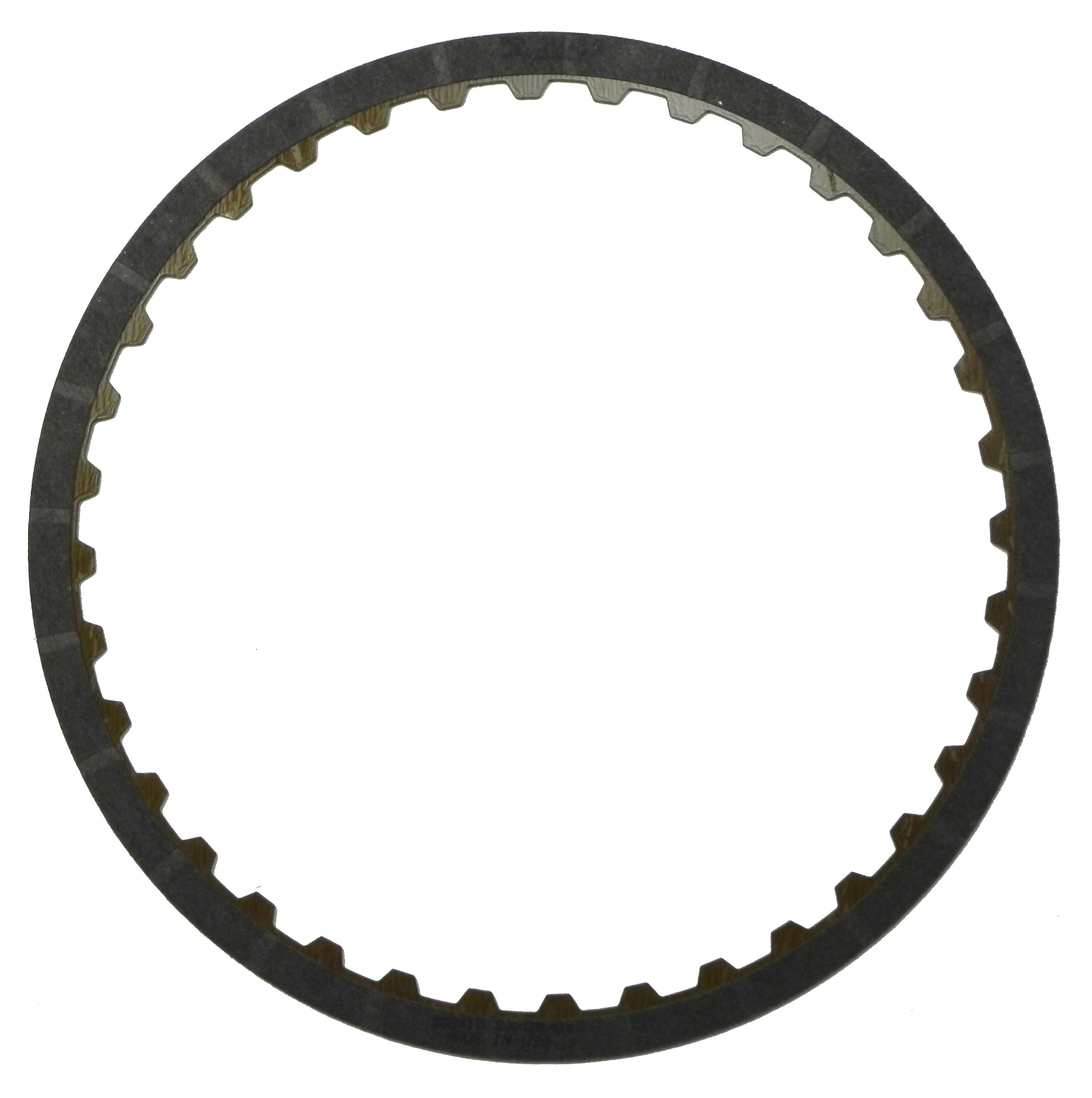 R558410 | 1999-ON Friction Clutch Plate High Energy Reverse, Overdrive, Single Sided, ID Spline High Energy