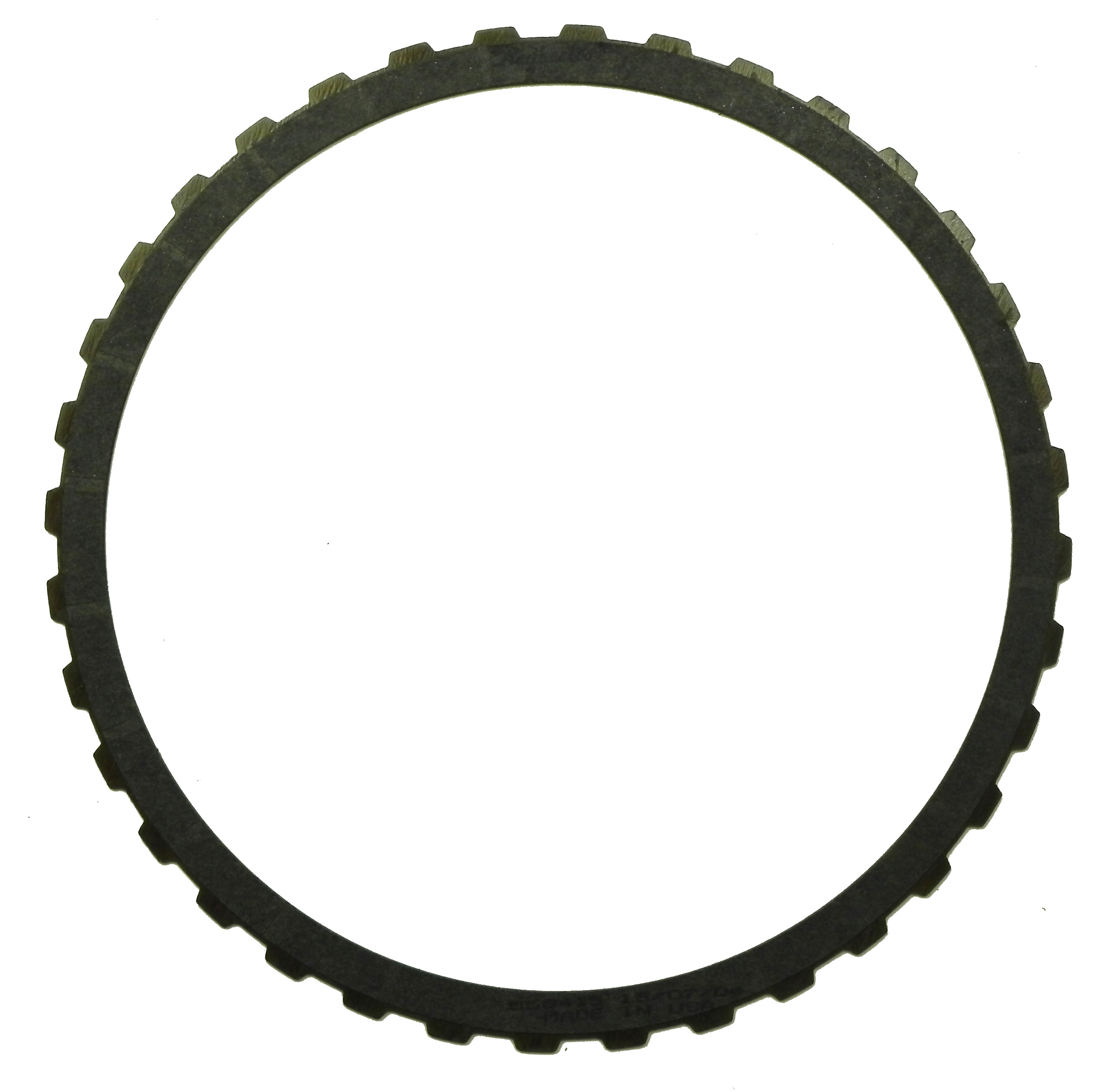 R558415 | 1999-ON Friction Clutch Plate High Energy Reverse, Overdrive, Single Sided, OD Spline High Energy