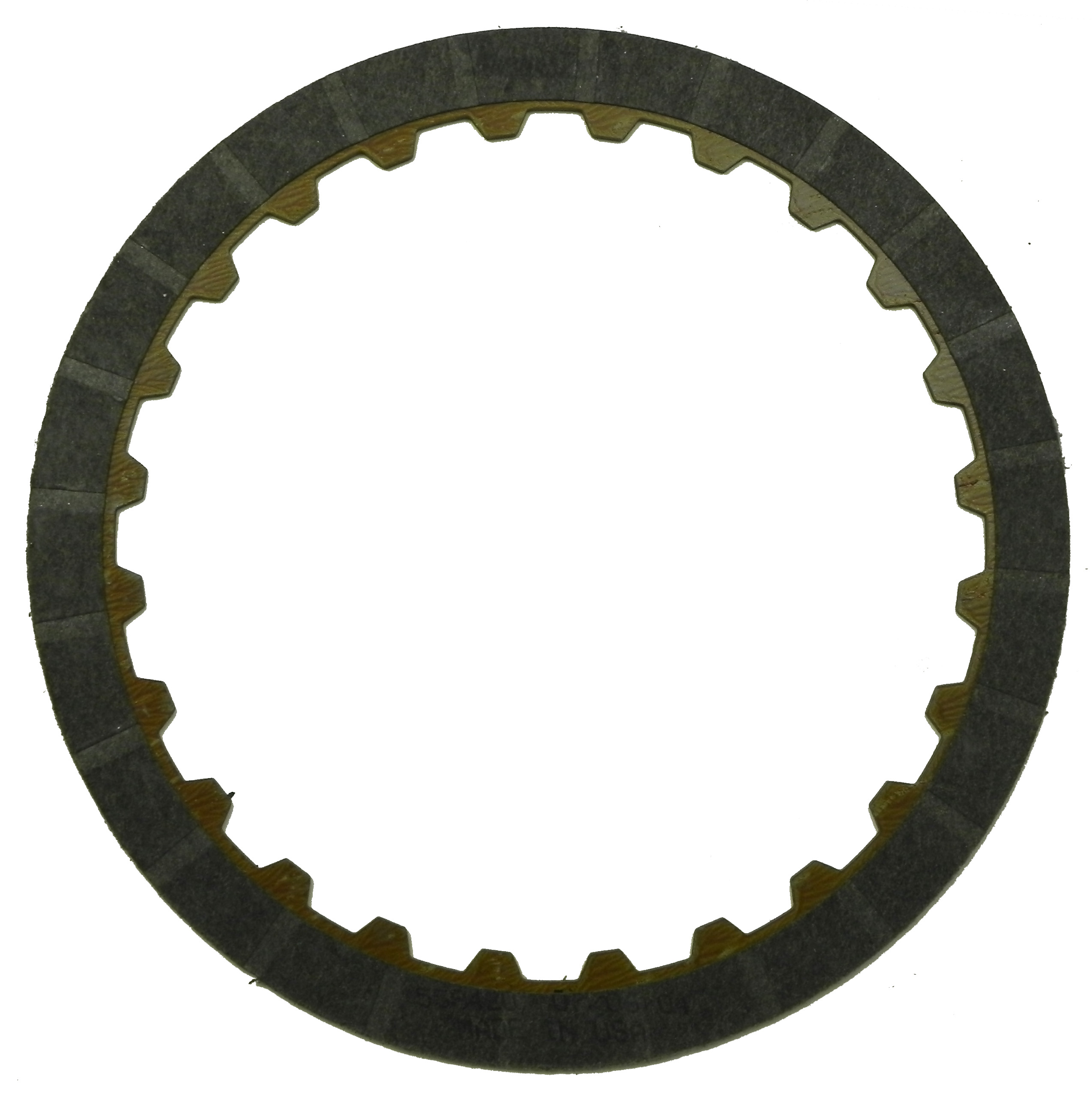 R558420 | 1999-ON Friction Clutch Plate High Energy Coast, Single Sided, ID Spline High Energy