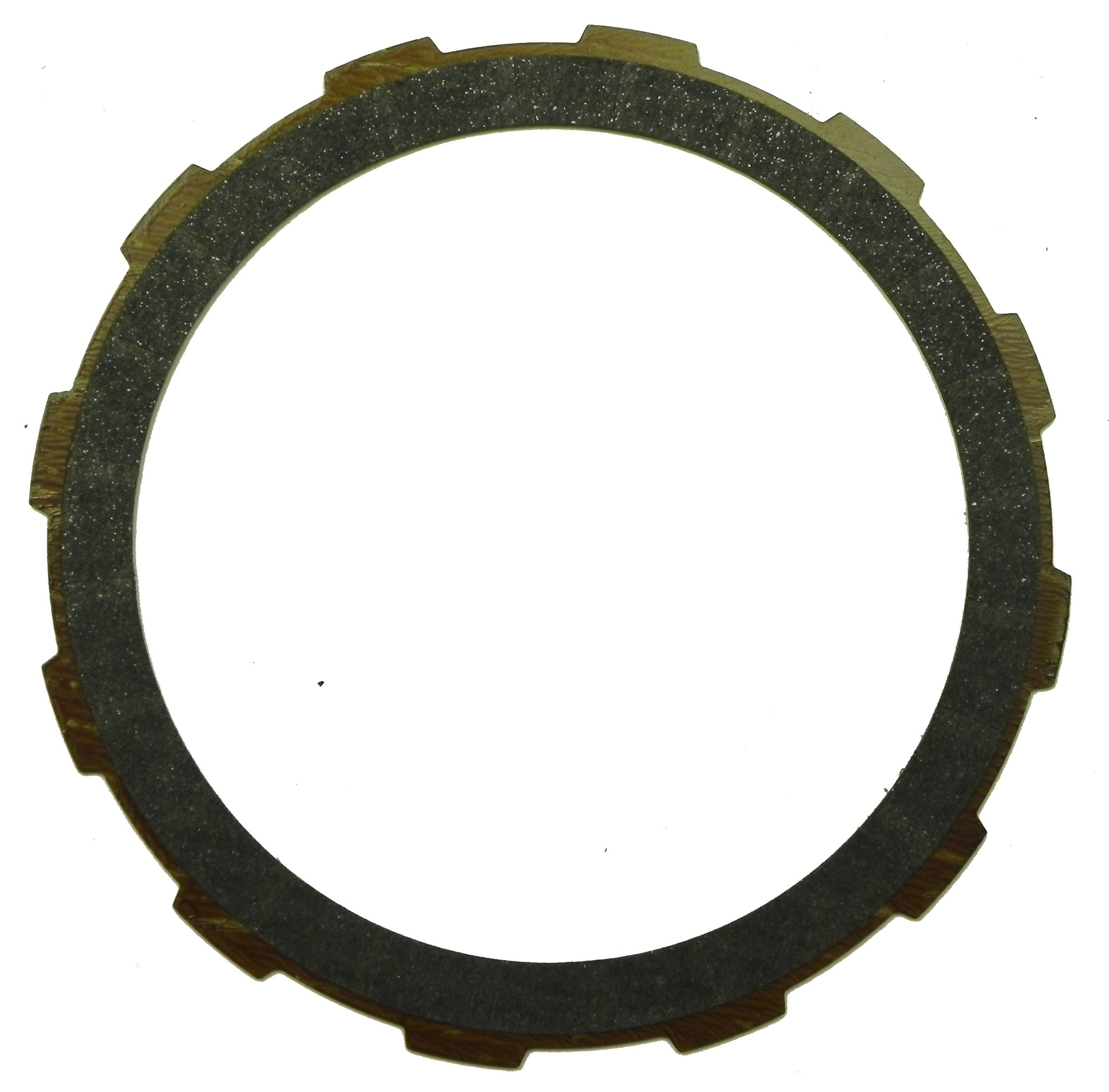 R558425 | 1999-ON Friction Clutch Plate High Energy Coast, Single Sided, OD Spline High Energy