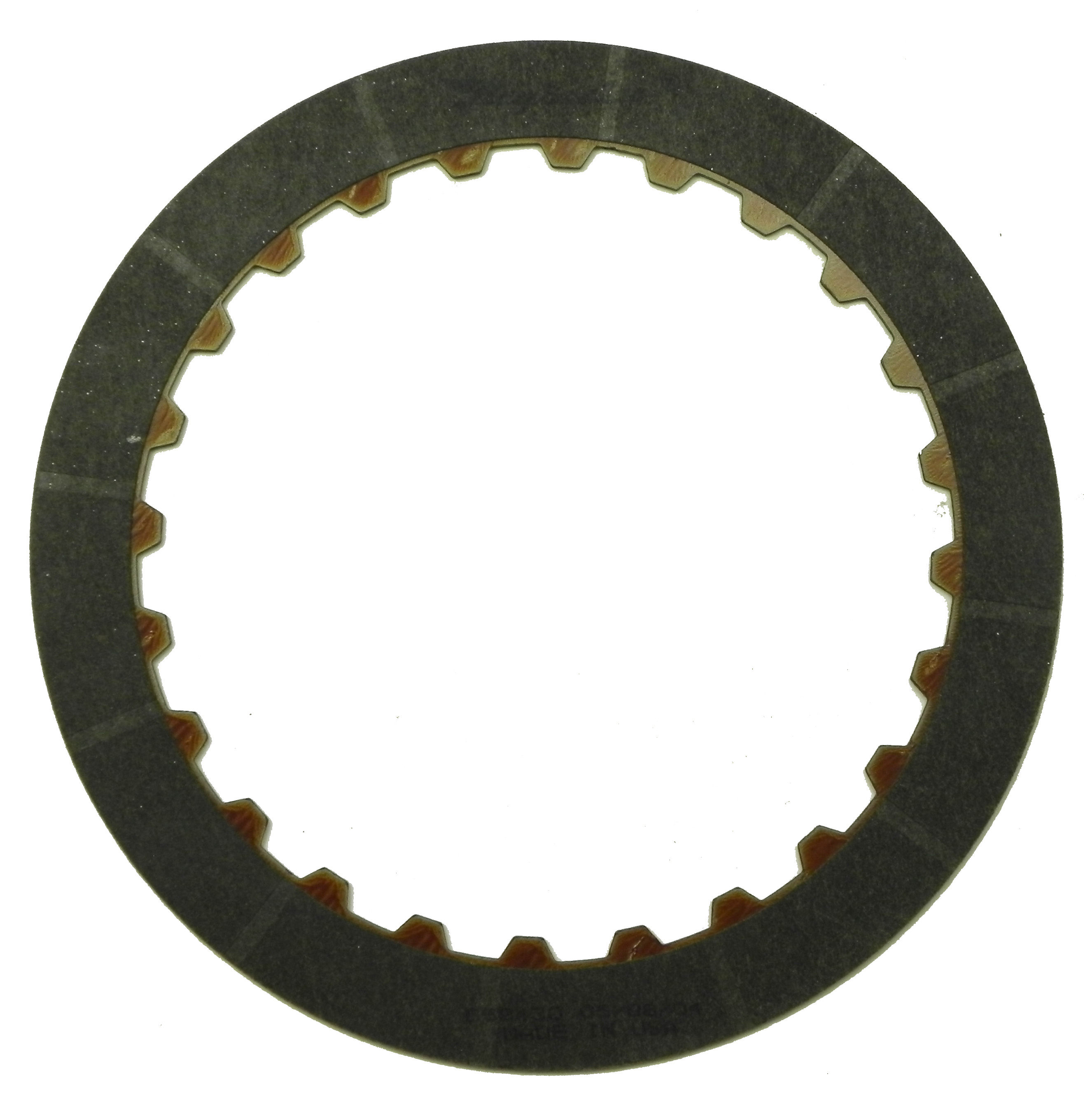 R558430 | 1999-ON Friction Clutch Plate High Energy Forward, Single Sided, ID Spline High Energy