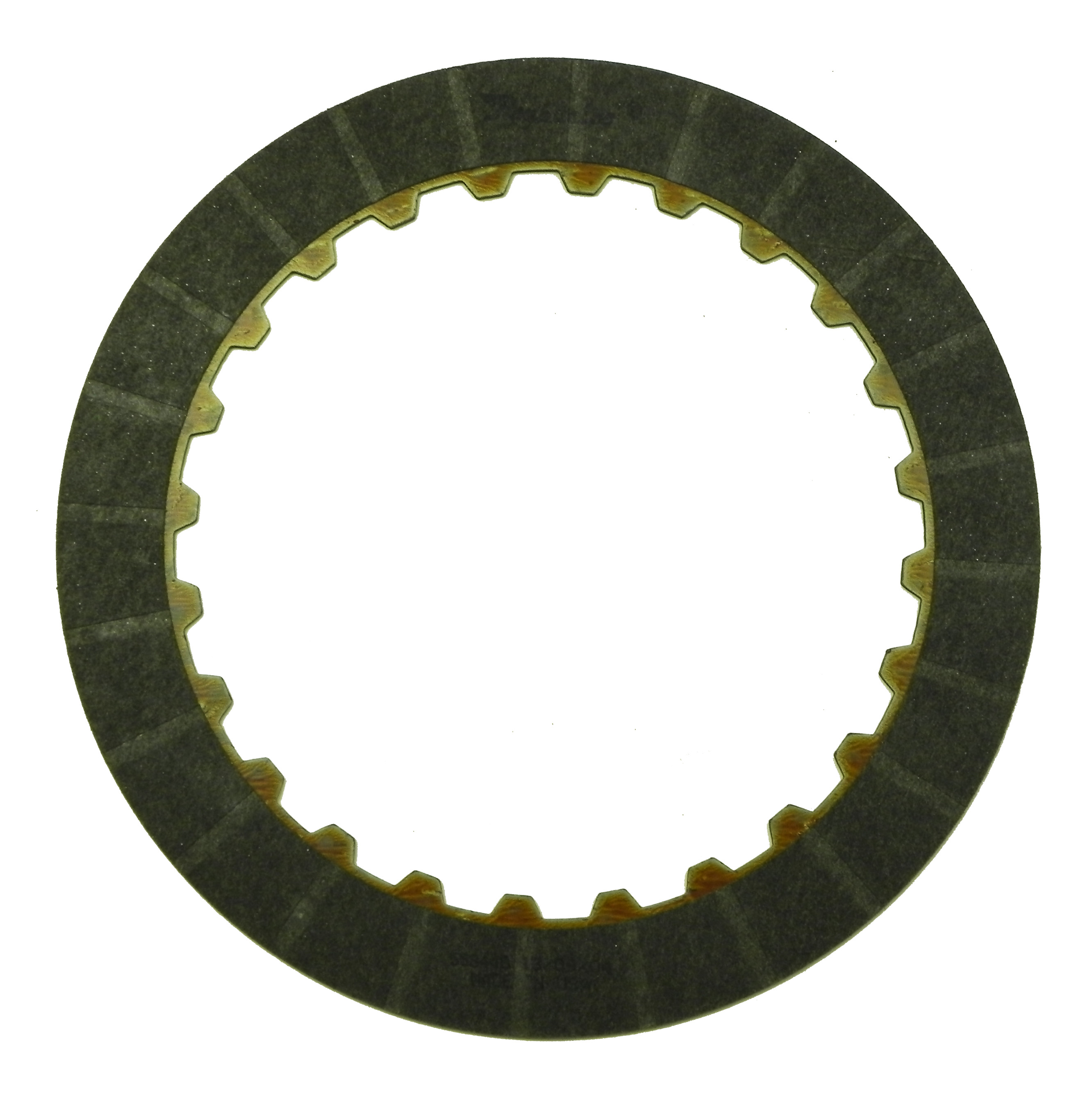R558440 | 1999-ON Friction Clutch Plate High Energy Intermediate, Single Sided, ID Spline High Energy