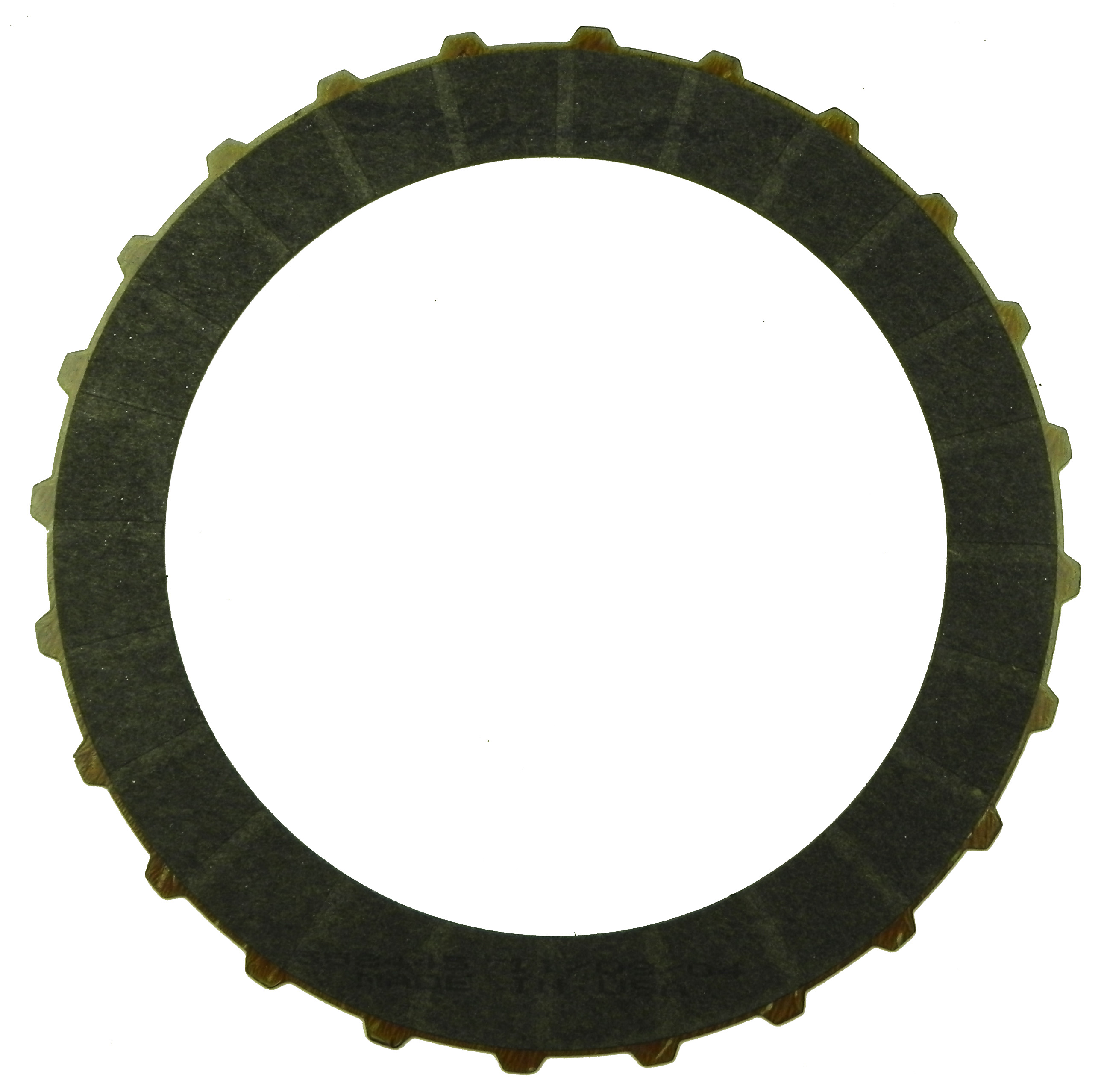 R558445 | 1999-ON Friction Clutch Plate High Energy Intermediate, Single Sided, OD Spline High Energy
