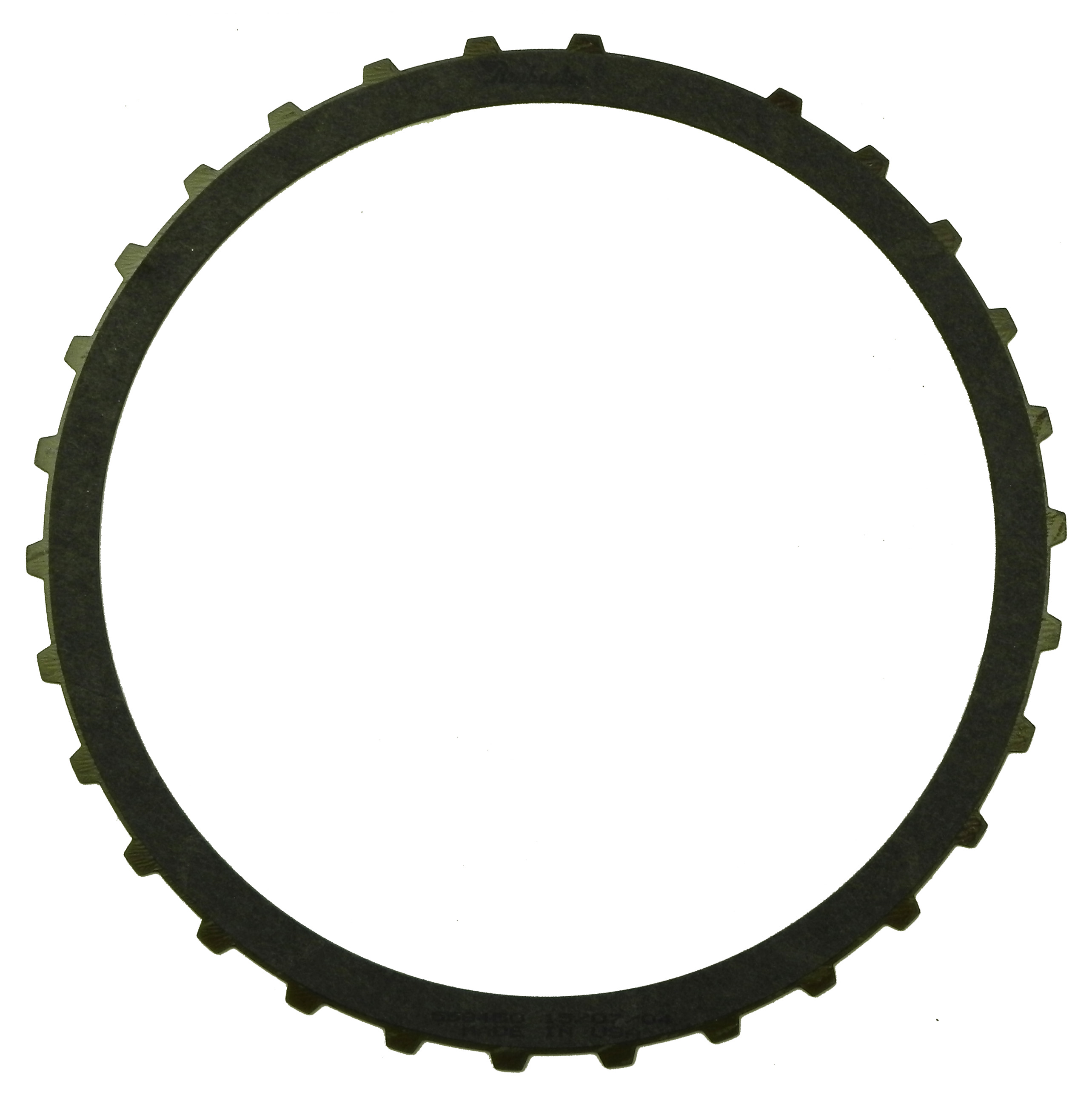 R558450 | 1999-ON Friction Clutch Plate High Energy Low, Reverse, Single Sided, OD Spline High Energy