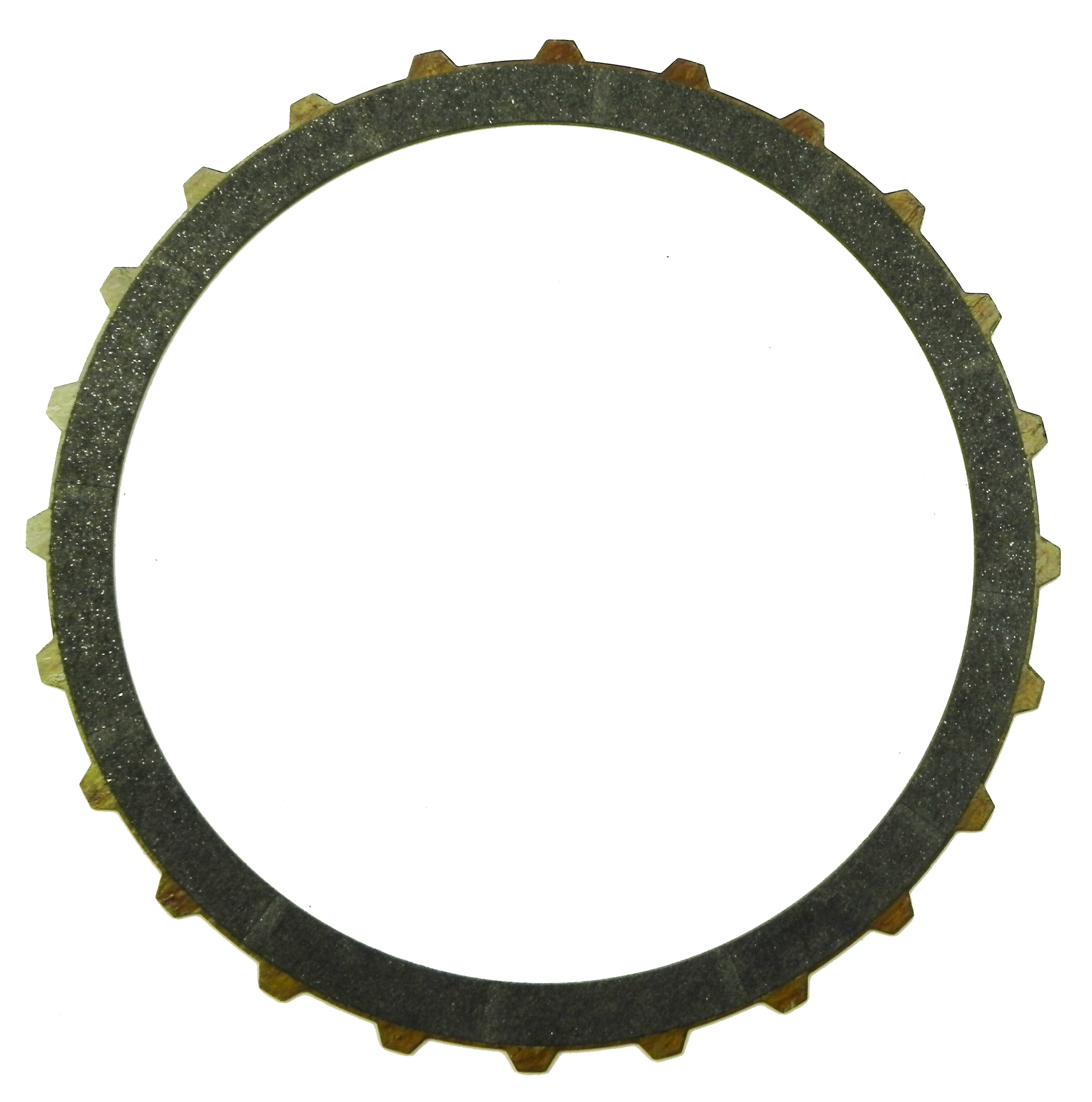 R558460 | 1999-ON Friction Clutch Plate High Energy 2nd, Single Sided, OD Spline High Energy