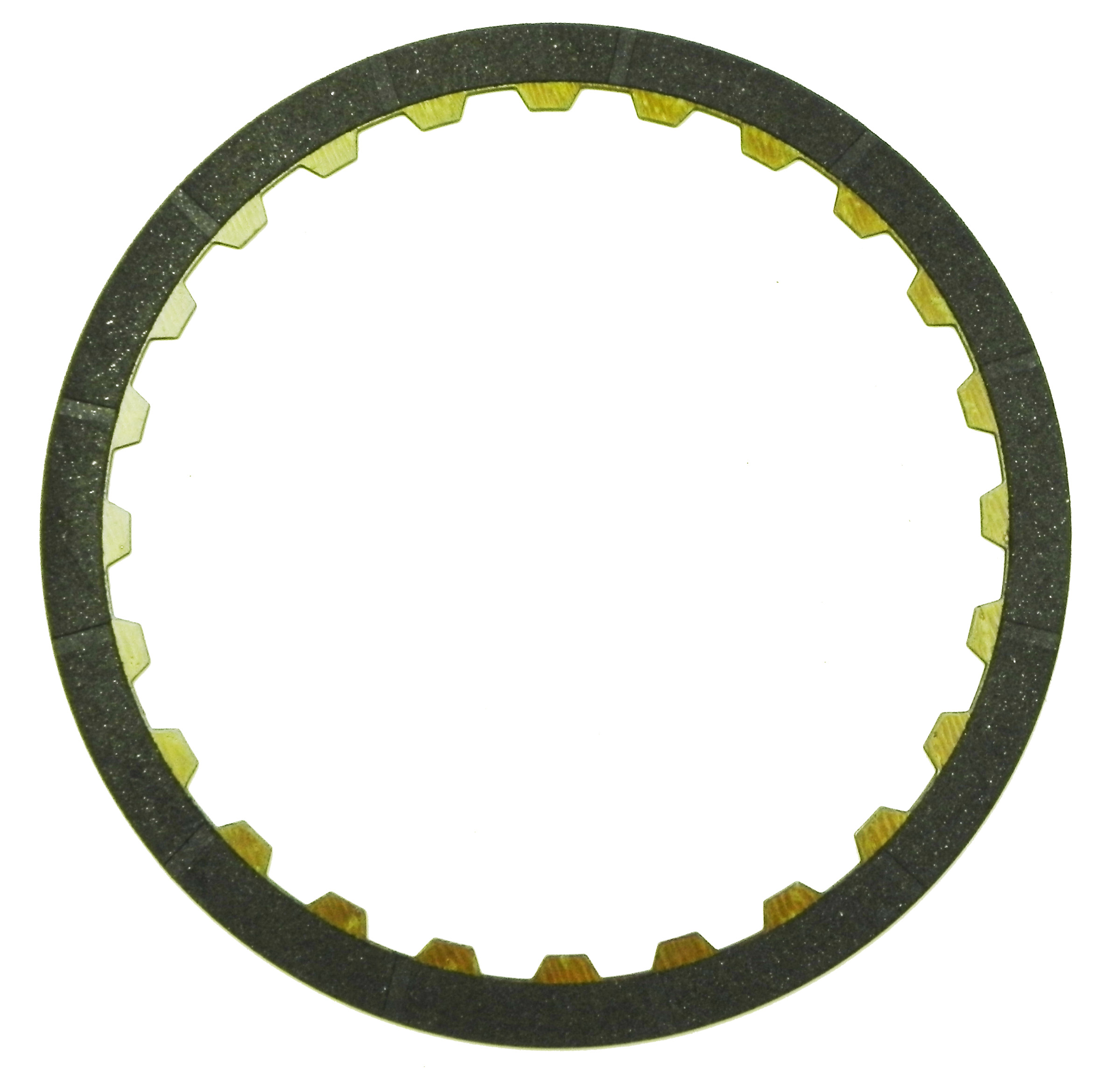R558455 | 1999-ON Friction Clutch Plate High Energy 2nd, Single Sided, ID Spline High Energy