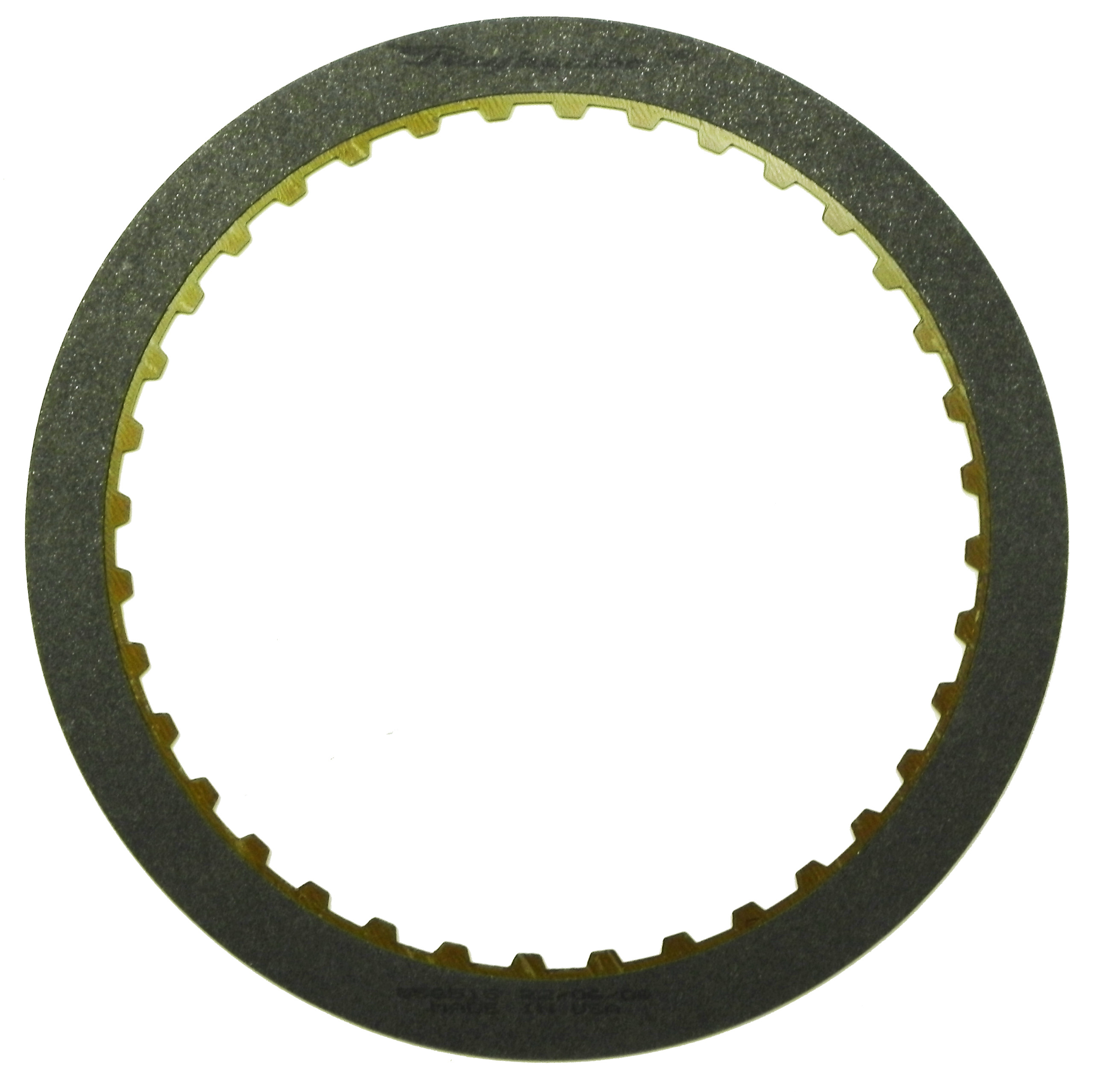 6F50, 6F55, 6T70, 6T75 High Energy Friction Clutch Plate