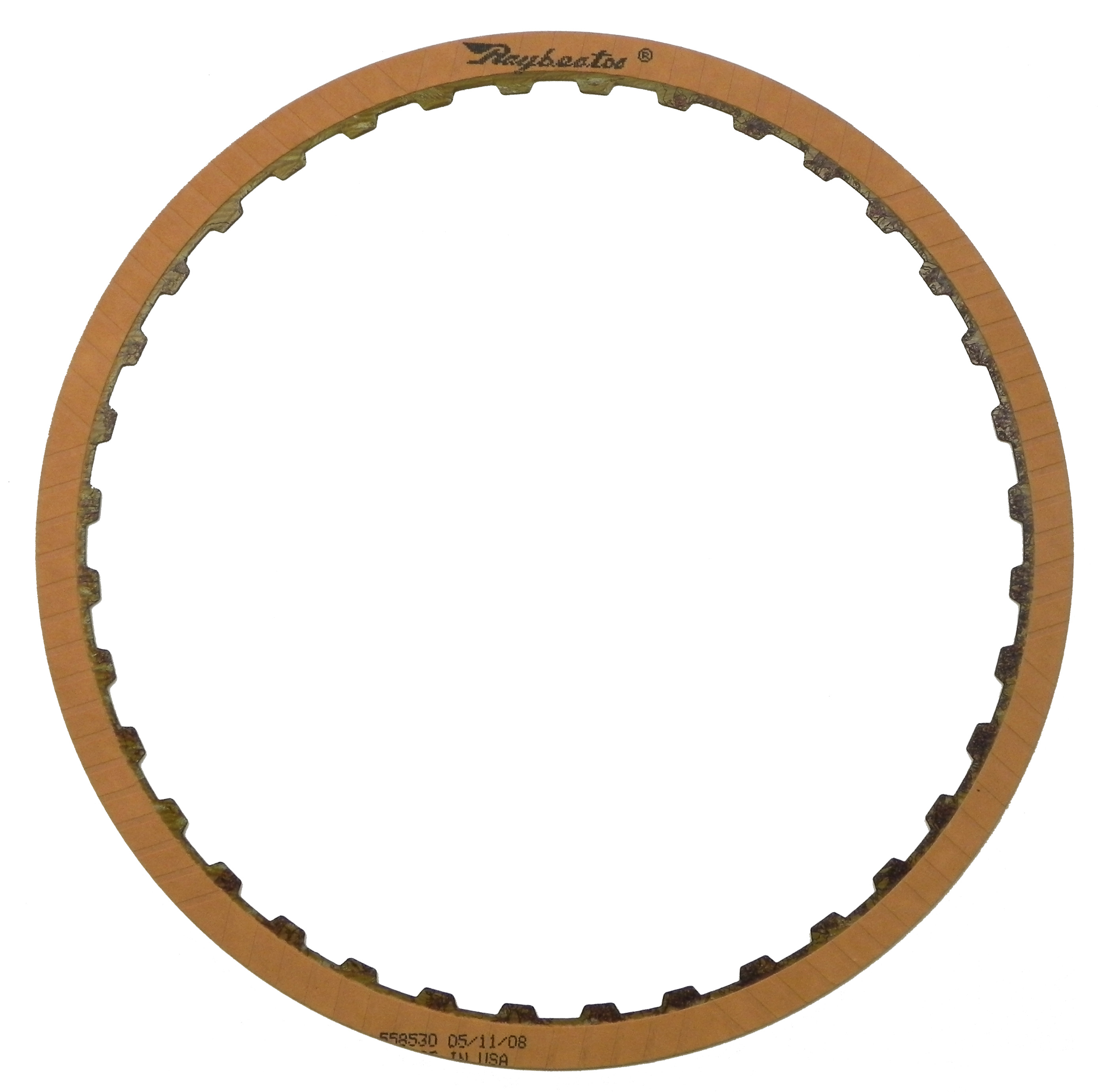 R558530 | 2007-ON Friction Clutch Plate OE Replacement 1st, 2nd, 3rd, 4th