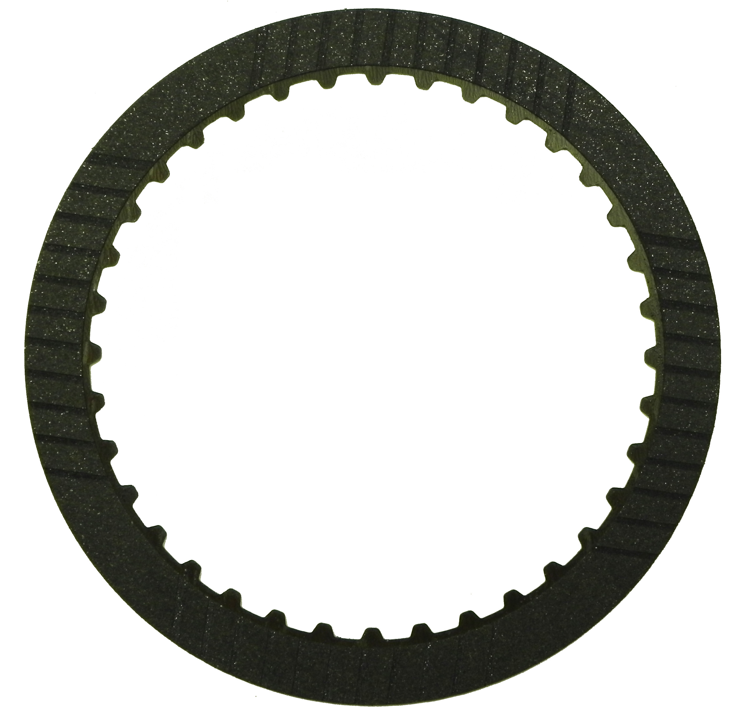 R558550 | 2007-ON Friction Clutch Plate High Energy 4th, 5th, 6th, Single Sided, ID Spline High Energy